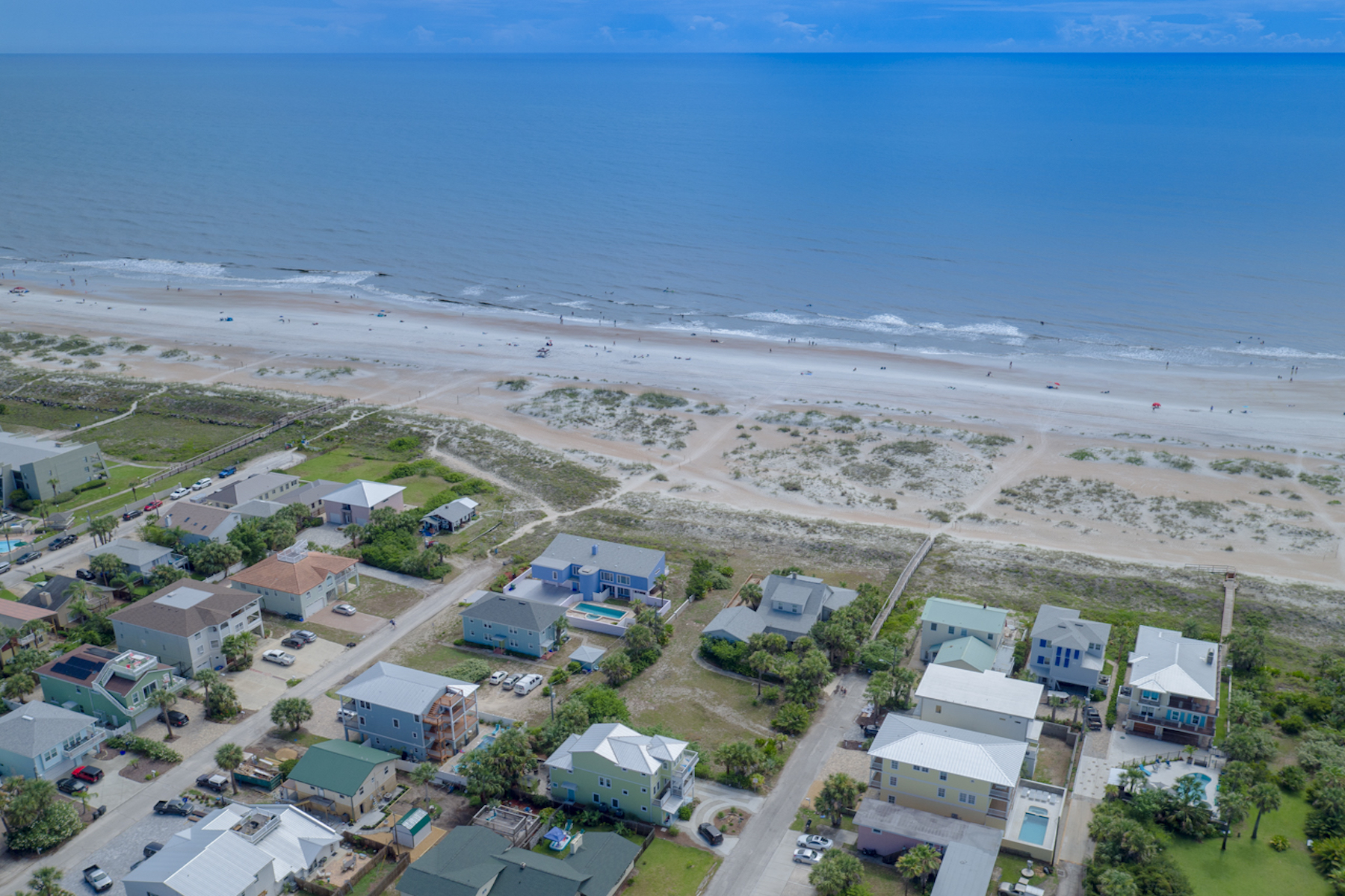 Residential For Sale in 2 2nd Street, St. Augustine Beach, Florida ,32080