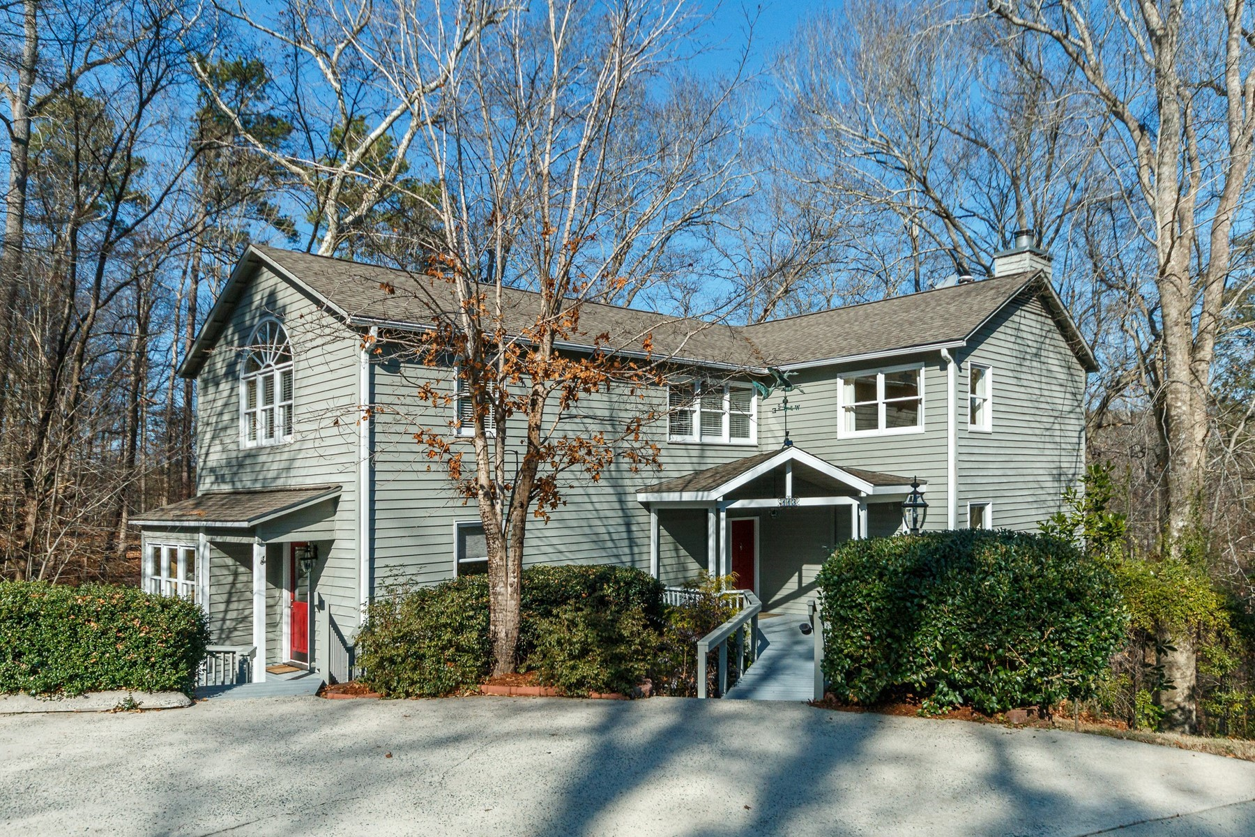 Single Family Home for sale in 113 Old Bridge Lane, Chapel Hill, NC ,27517