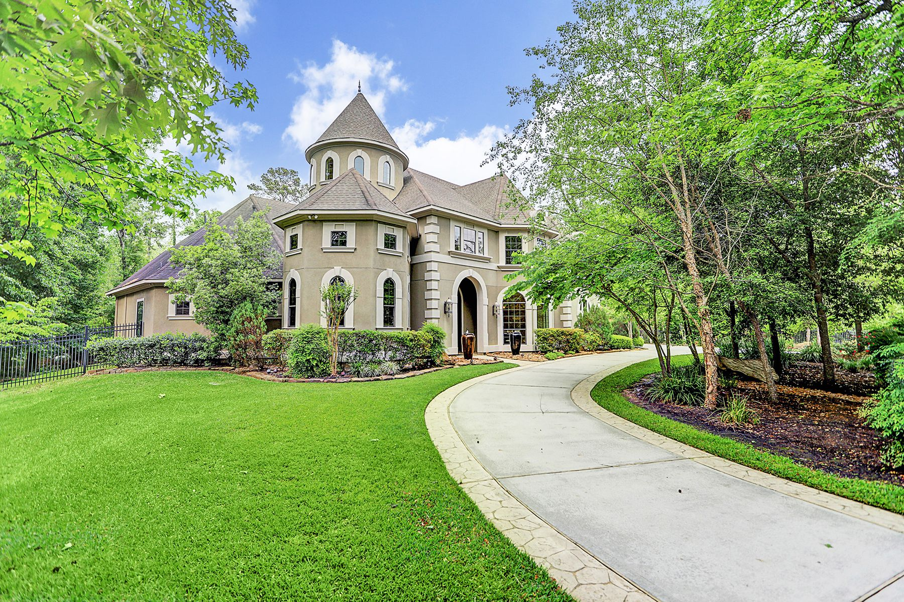 Single Family Home for sale in 99 Tranquil Path, Spring, Texas ,77380