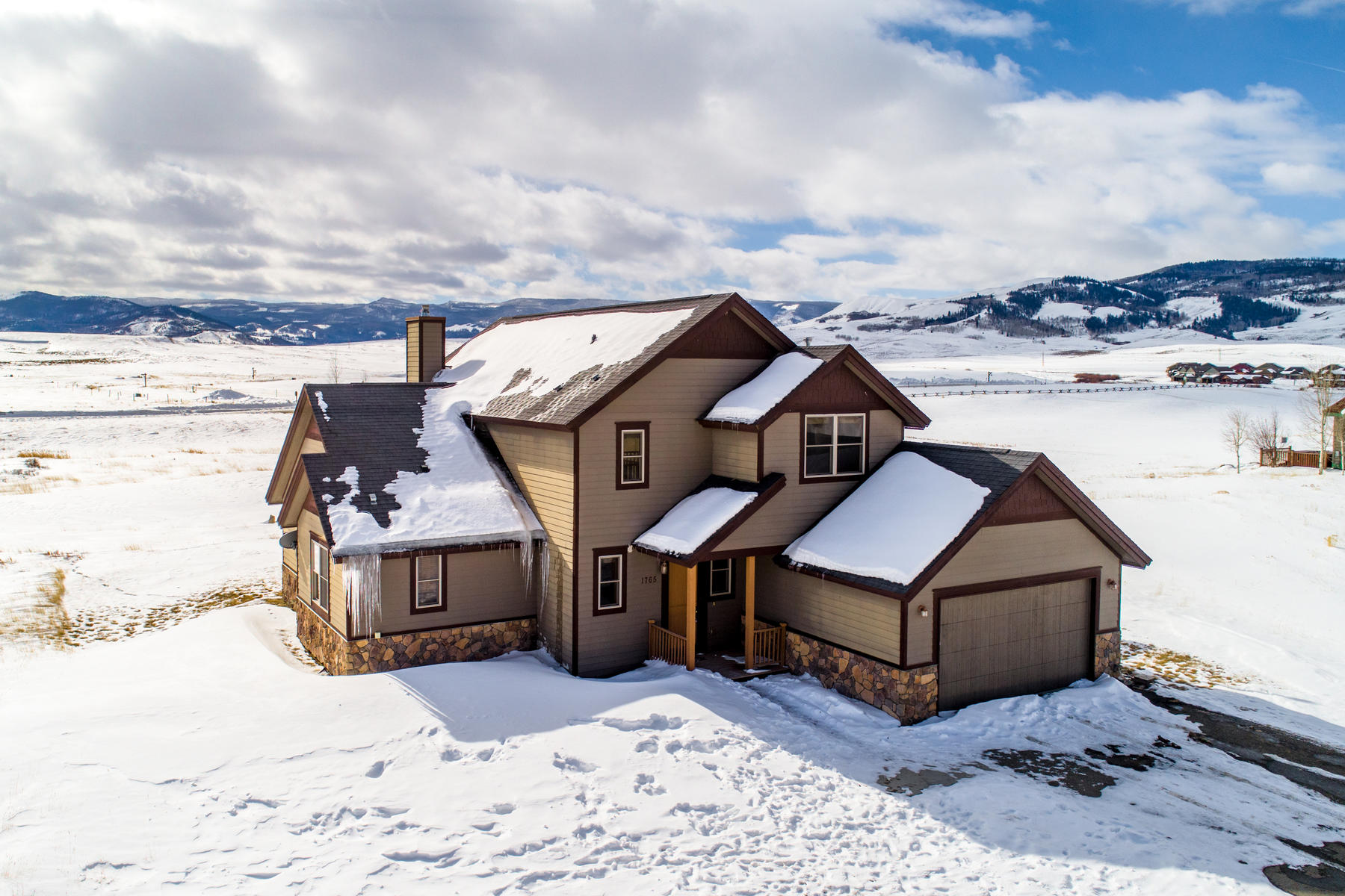 Single Family Home for sale in 1765 Mountain Sky Lane, Granby, Colorado ,80446
