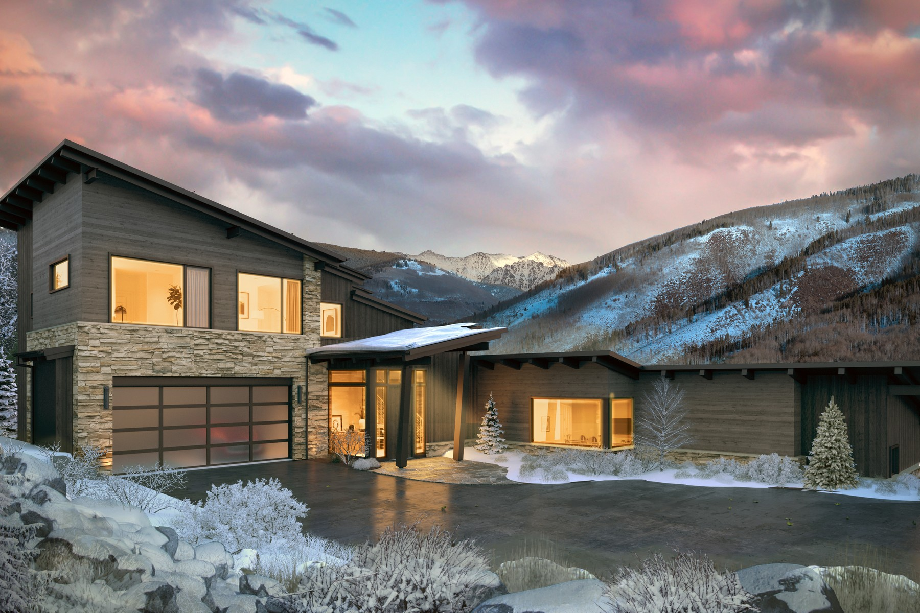 Single Family Home for sale in 2698 Cortina Lane, Vail, Colorado ,81657