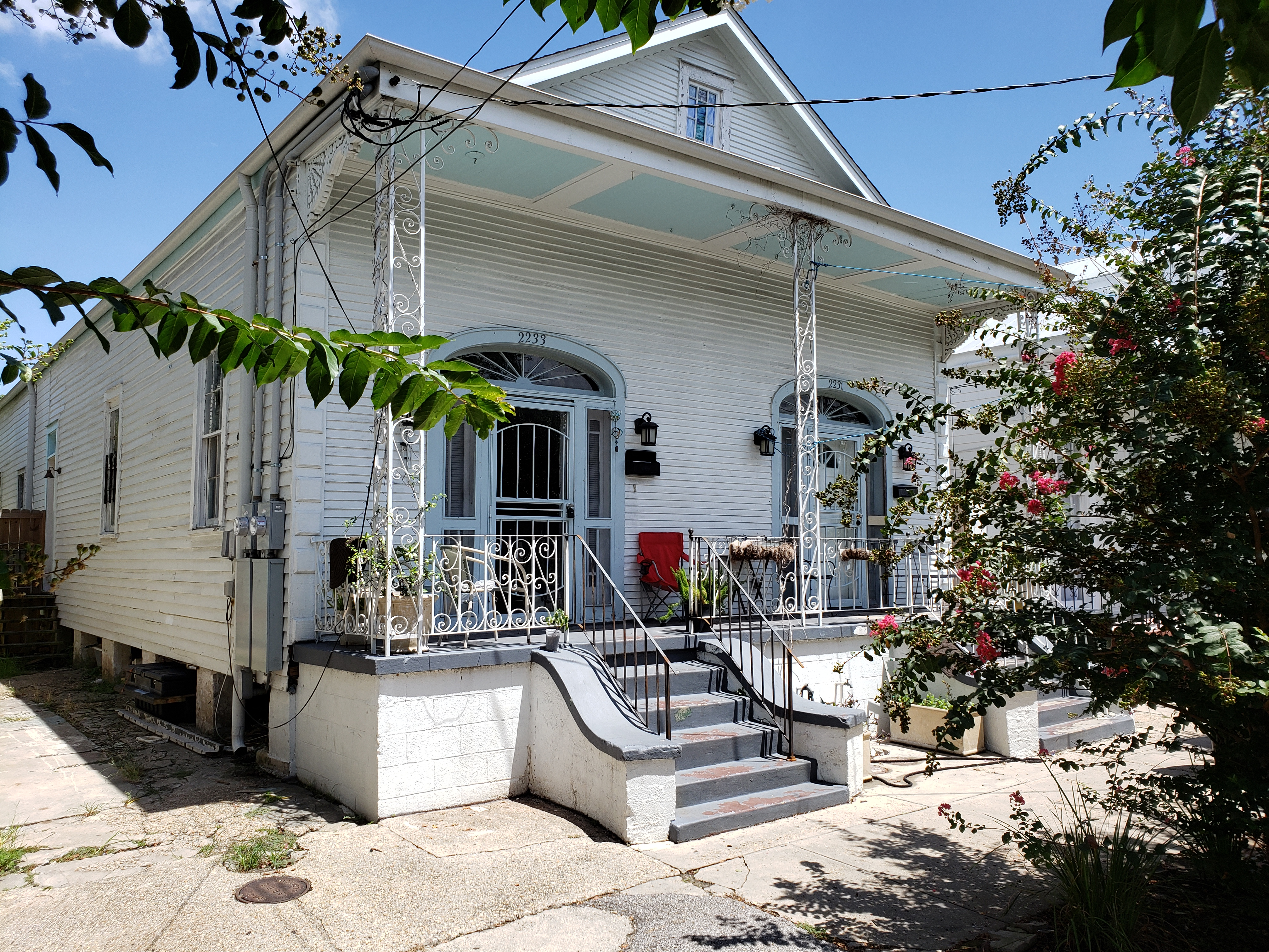 Multi-Family for sale in 2231-33 Ursulines Avenue, New Orleans, Louisiana ,70119