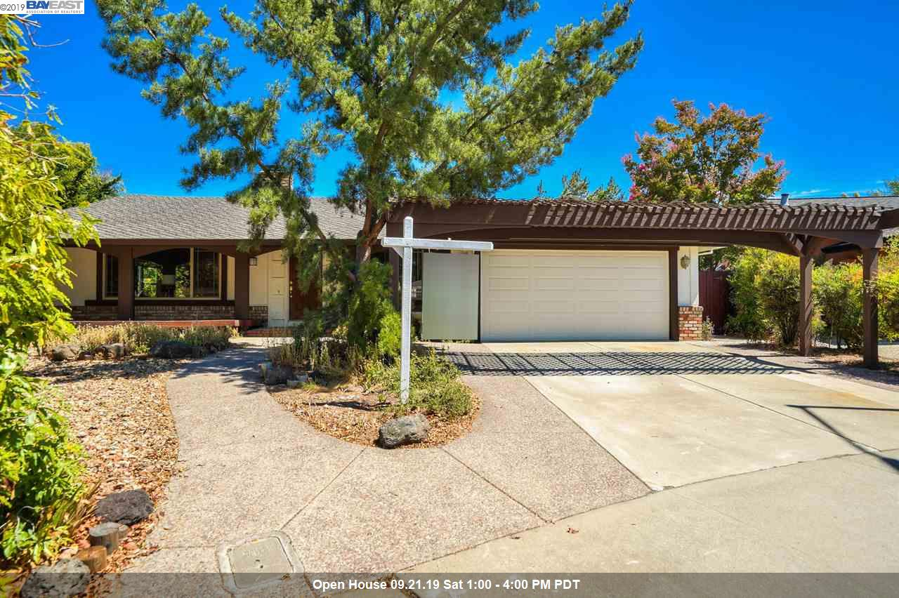 Single Family Home for sale in 1434 Calais Ct, Livermore, California ,94550