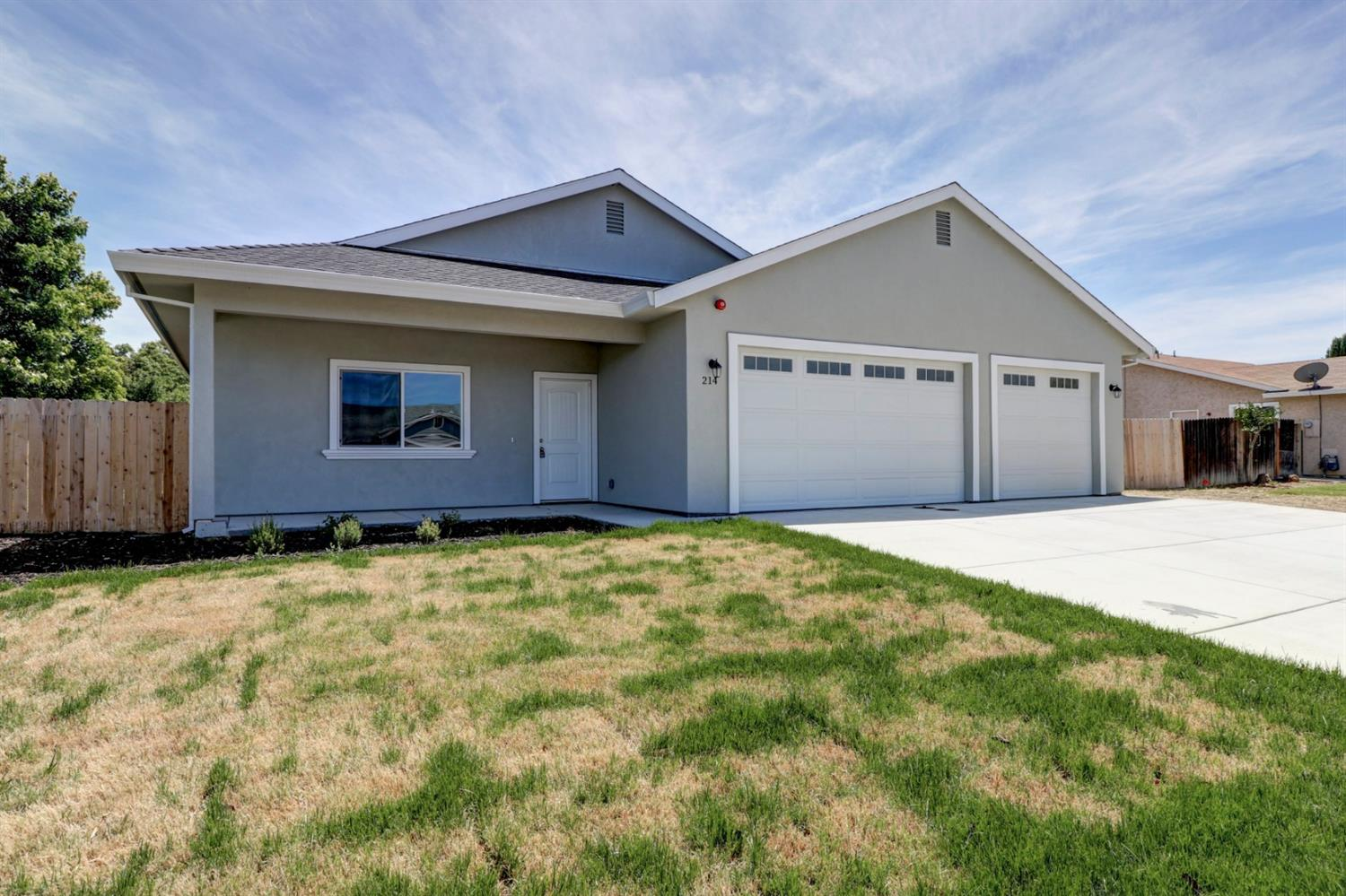 Single Family Home for sale in 214 Barbe Court, Arbuckle, California ,95912