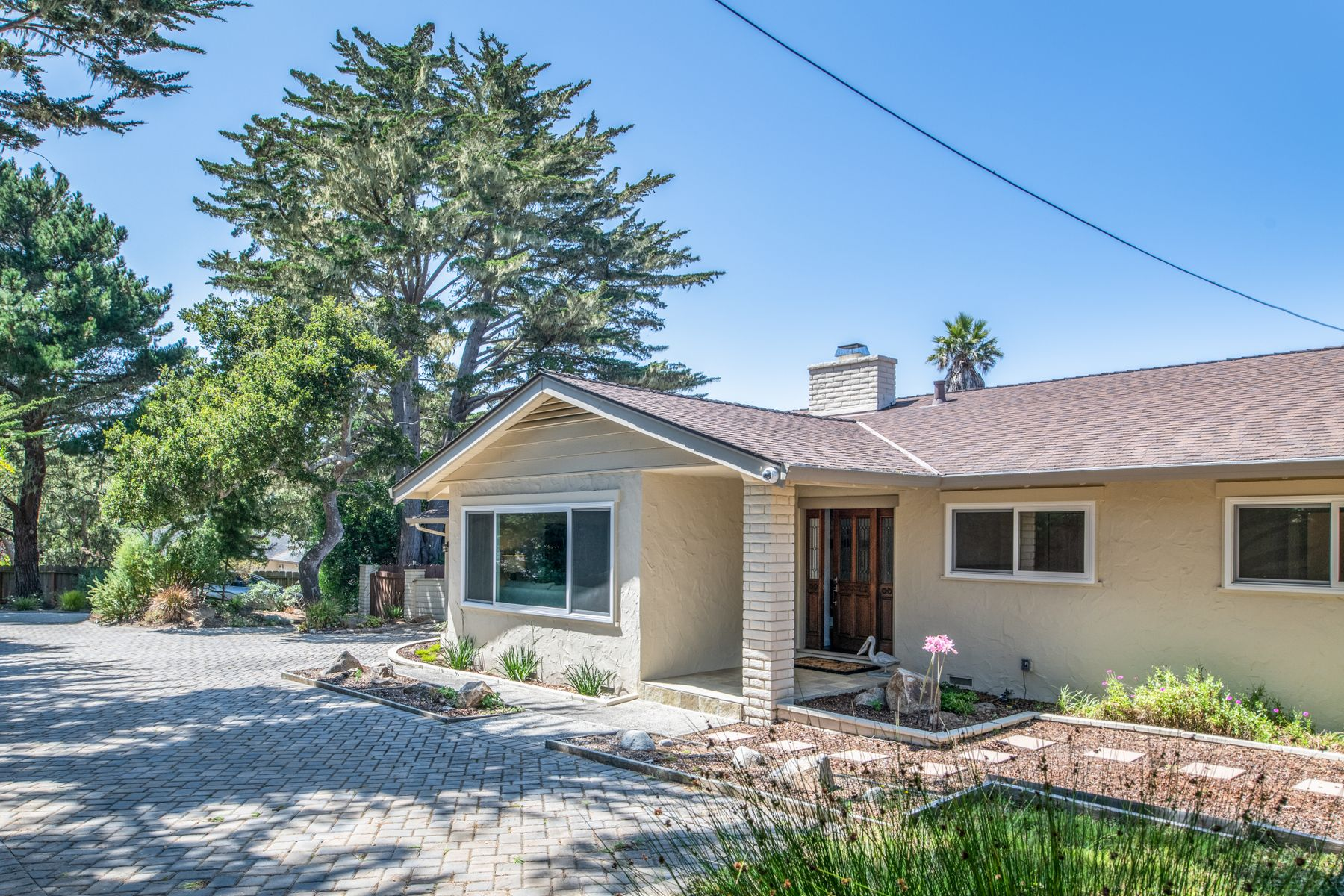 Single Family Home for sale in 2876 Forest Lodge Road, Pebble Beach, California ,93953