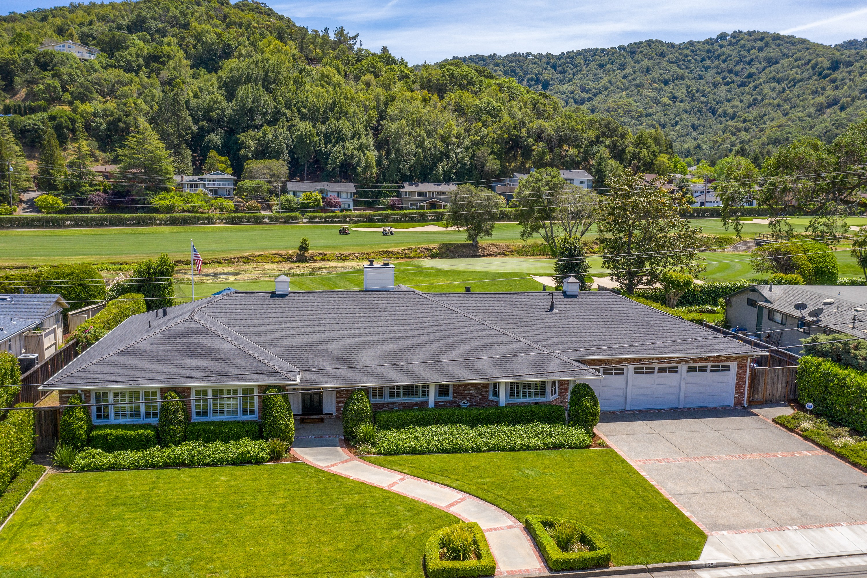 Single Family Home for sale in 165 Country Club Drive, Novato, California ,94949