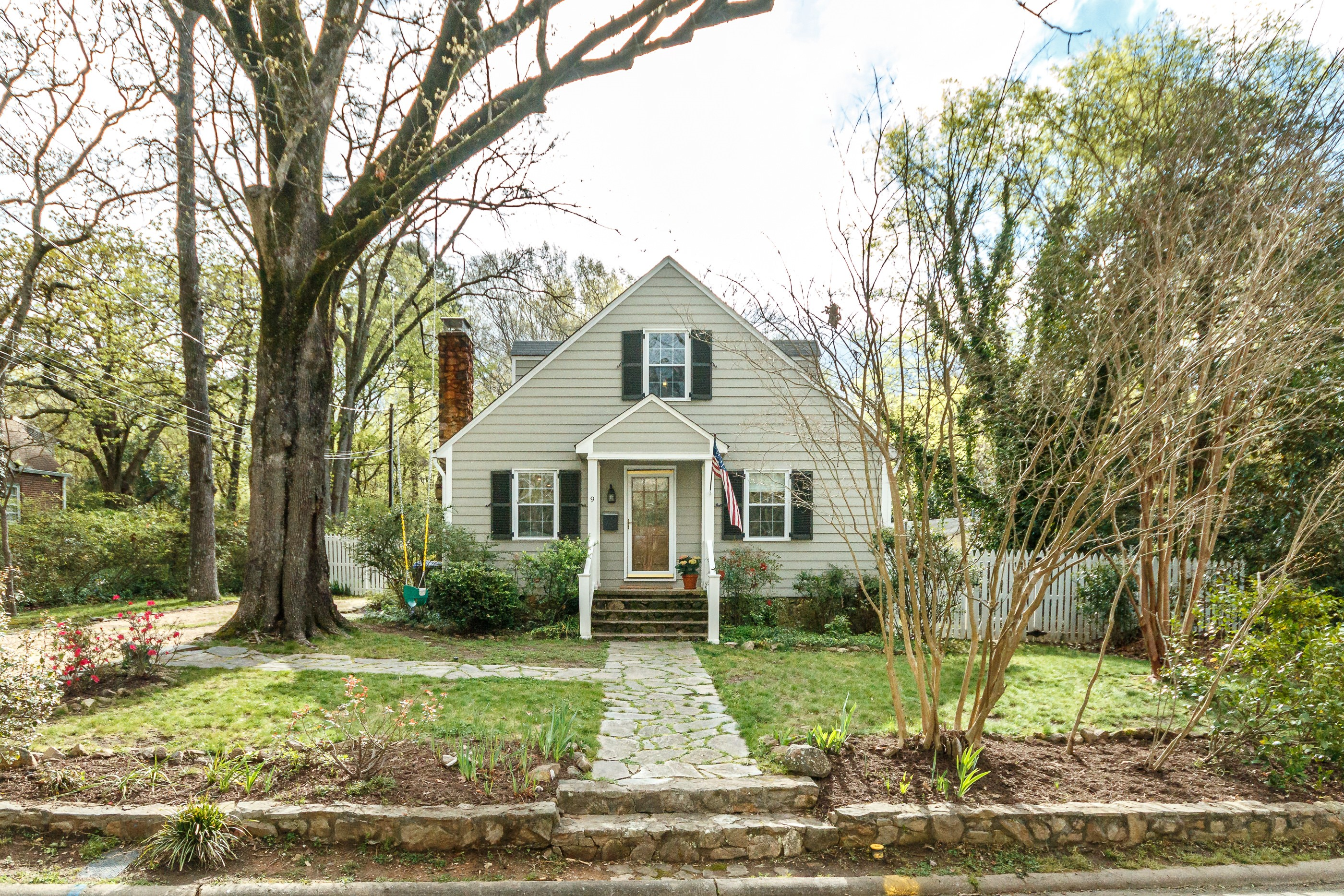 Single Family Home for sale in 9 Davie Circle, Chapel Hill, NC ,27514