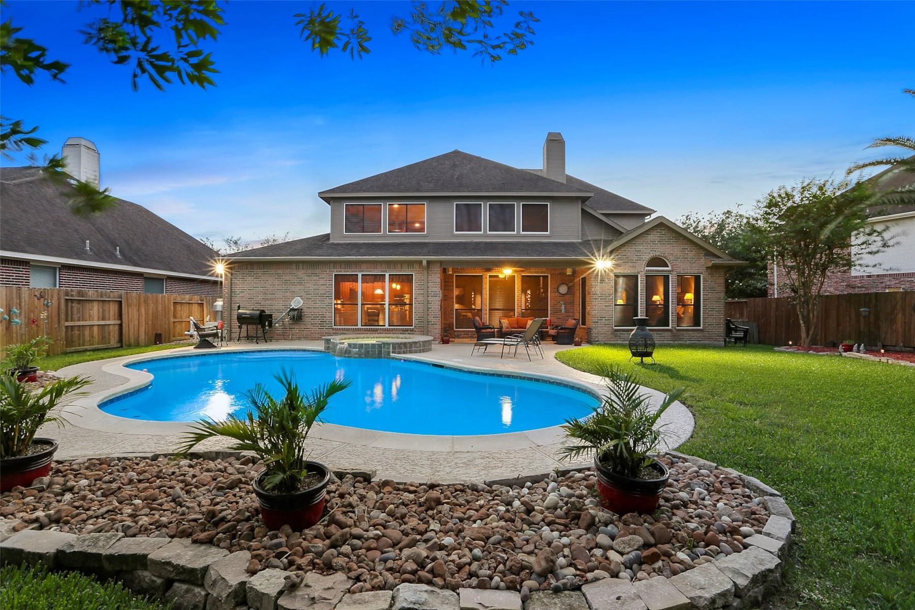 Single Family Home for sale in 14718 Golden Bough Lane, Humble, Texas ,77396