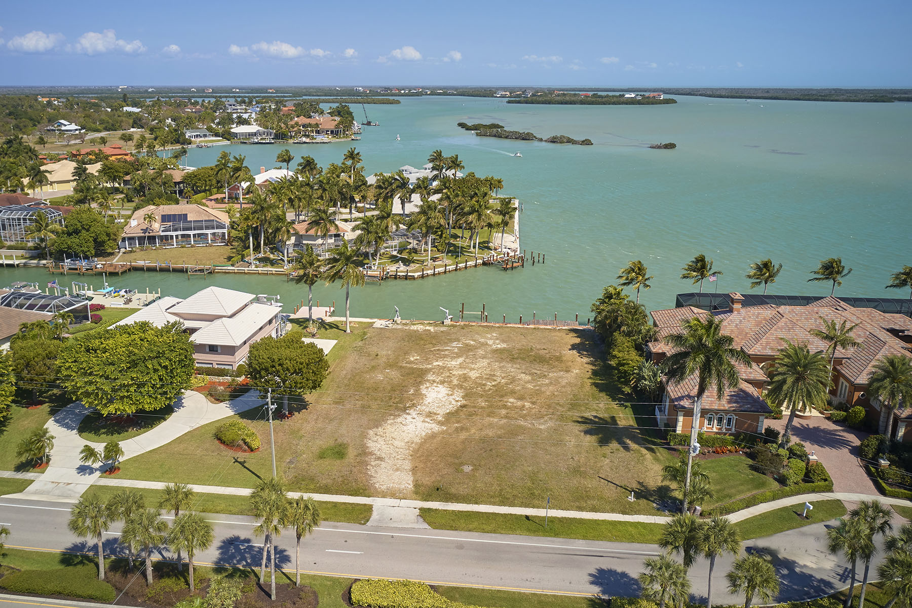 Residential Lots & Land for sale in 1051 Barfield Drive, Marco Island, Florida ,34145
