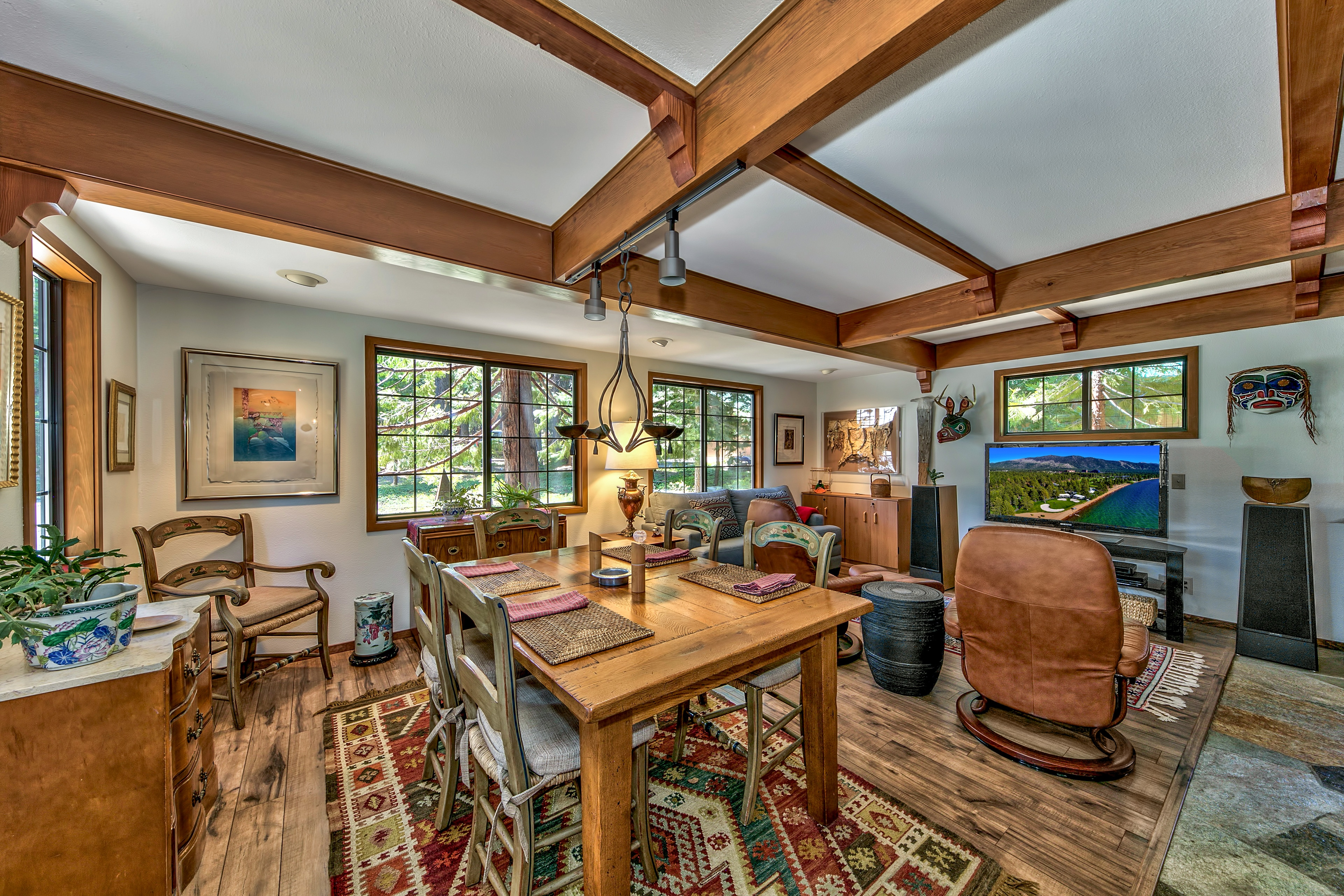 Single Family Home for sale in 710 Chapel Lane, Tahoe City, California ,96145