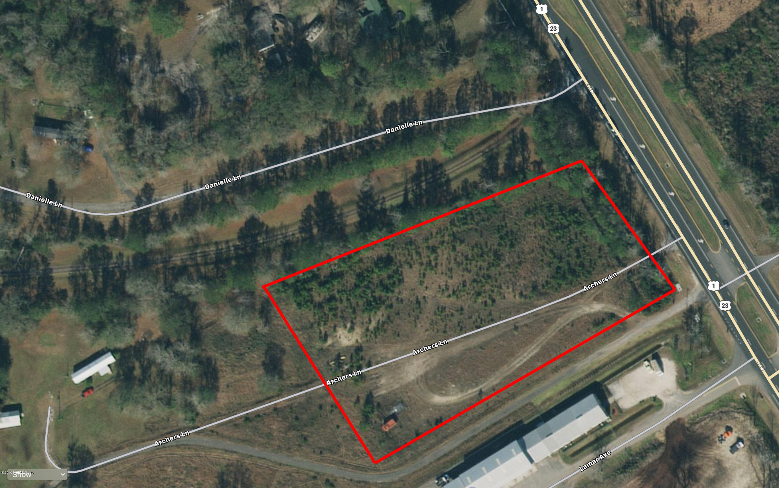 Land for sale in 0 Archers, Callahan, Florida ,32011