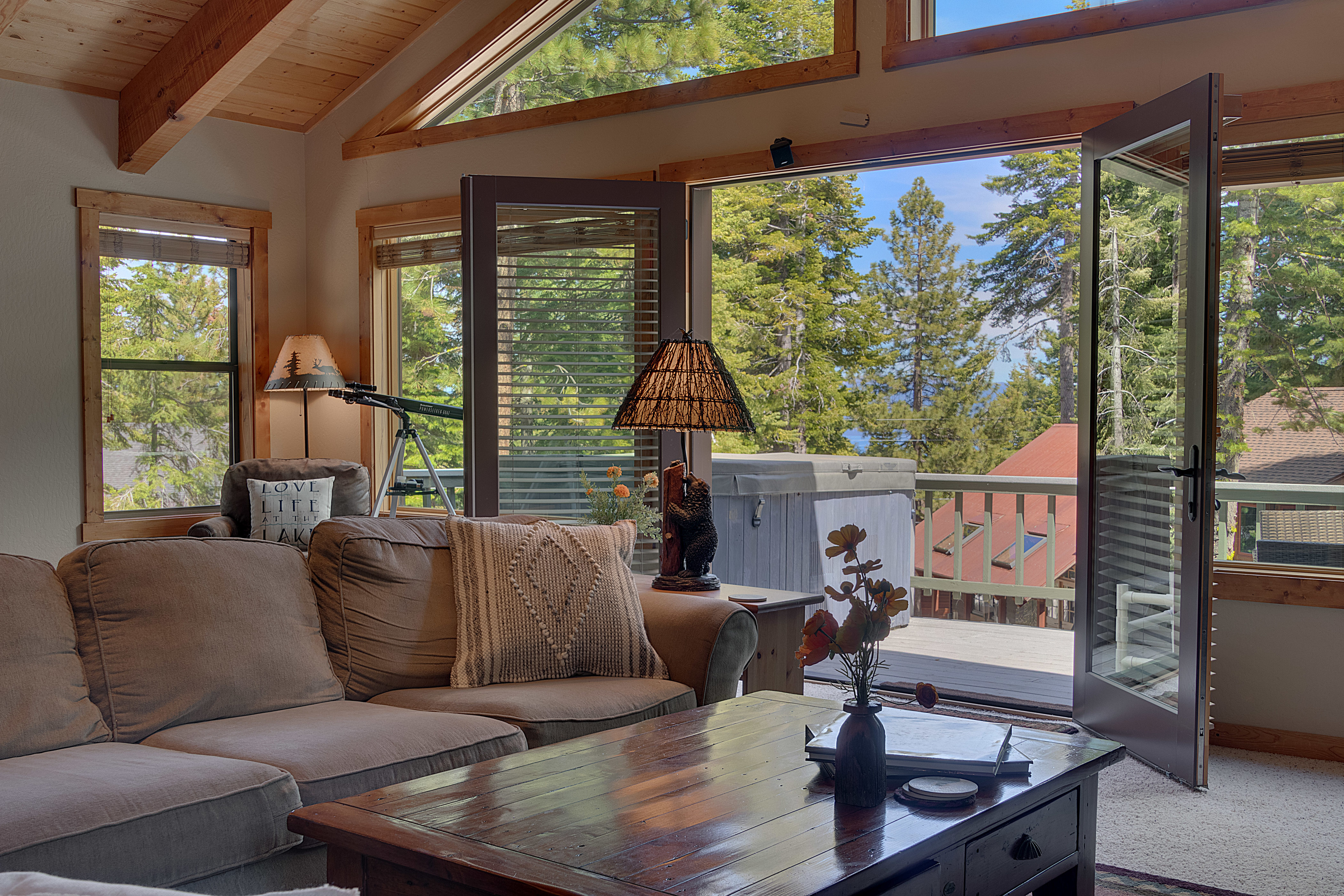 Single Family Home for sale in 496 Club Drive, Tahoe City, California ,96145