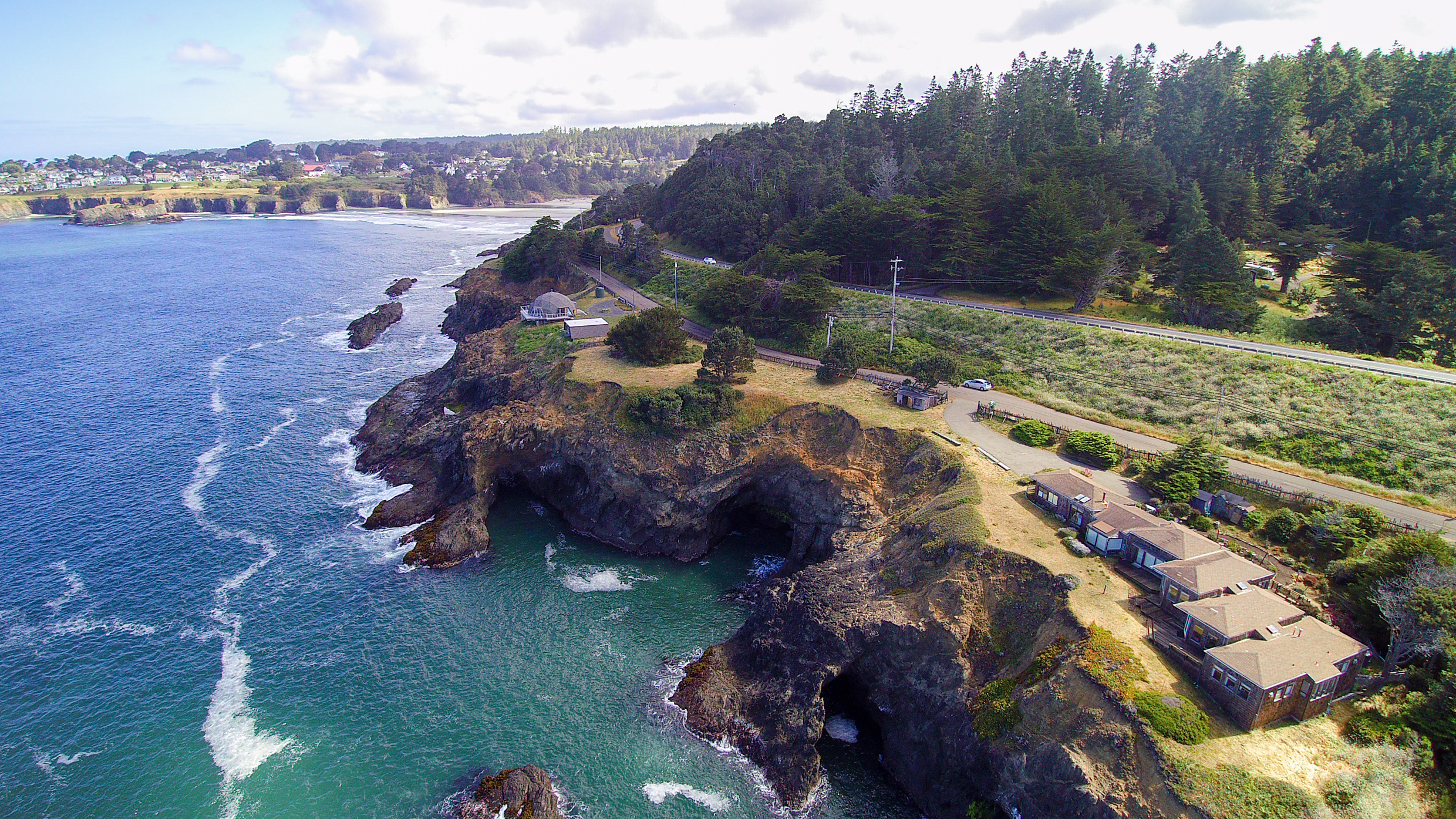 Single Family Home for sale in 9600 N Hwy One, Mendocino, California ,95460