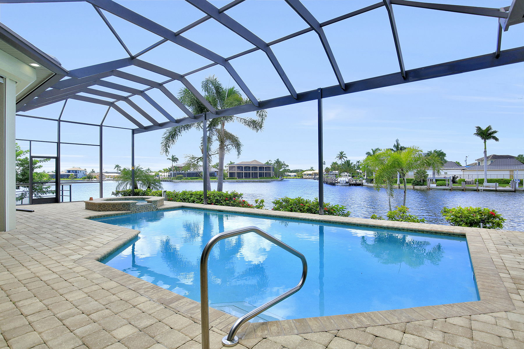 Single Family Home for sale in 488 Pepperwood Court, Marco Island, Florida ,34145