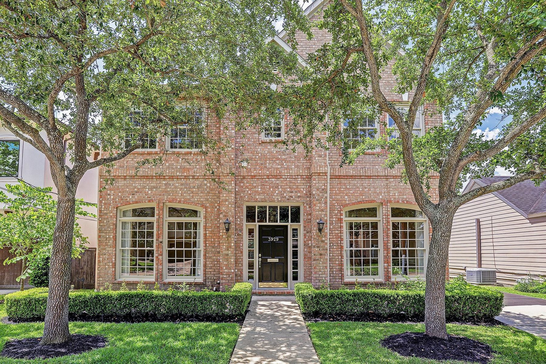 Single Family Home for sale in 3929 Milton Street, West University Place, Texas ,77005