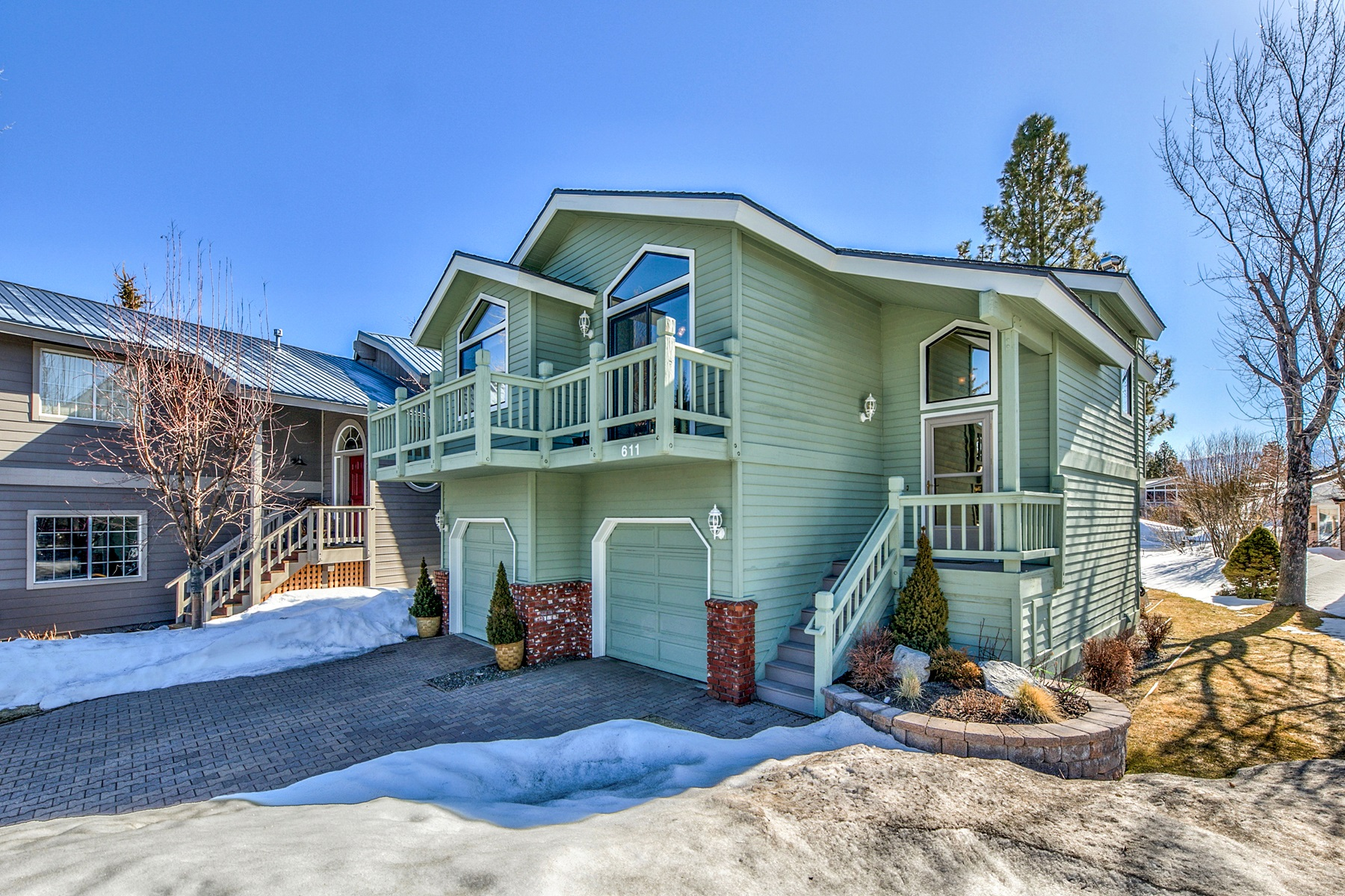 Single Family Home for sale in 611 Alpine Drive, South Lake Tahoe, California ,96150