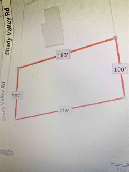 Land for sale in 2630 Shady Valley Road, Gainesville, Georgia ,30507