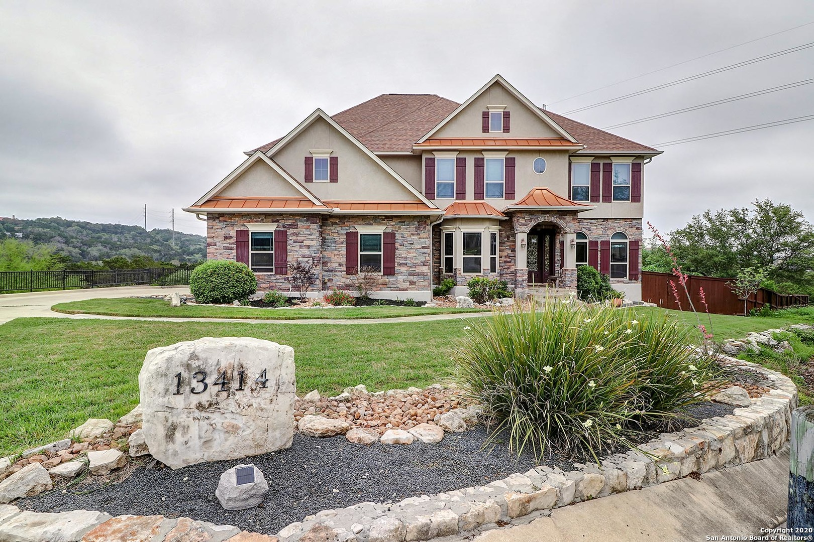 Single Family Home for sale in 13414 Wind Ridge, Helotes, Texas ,78023