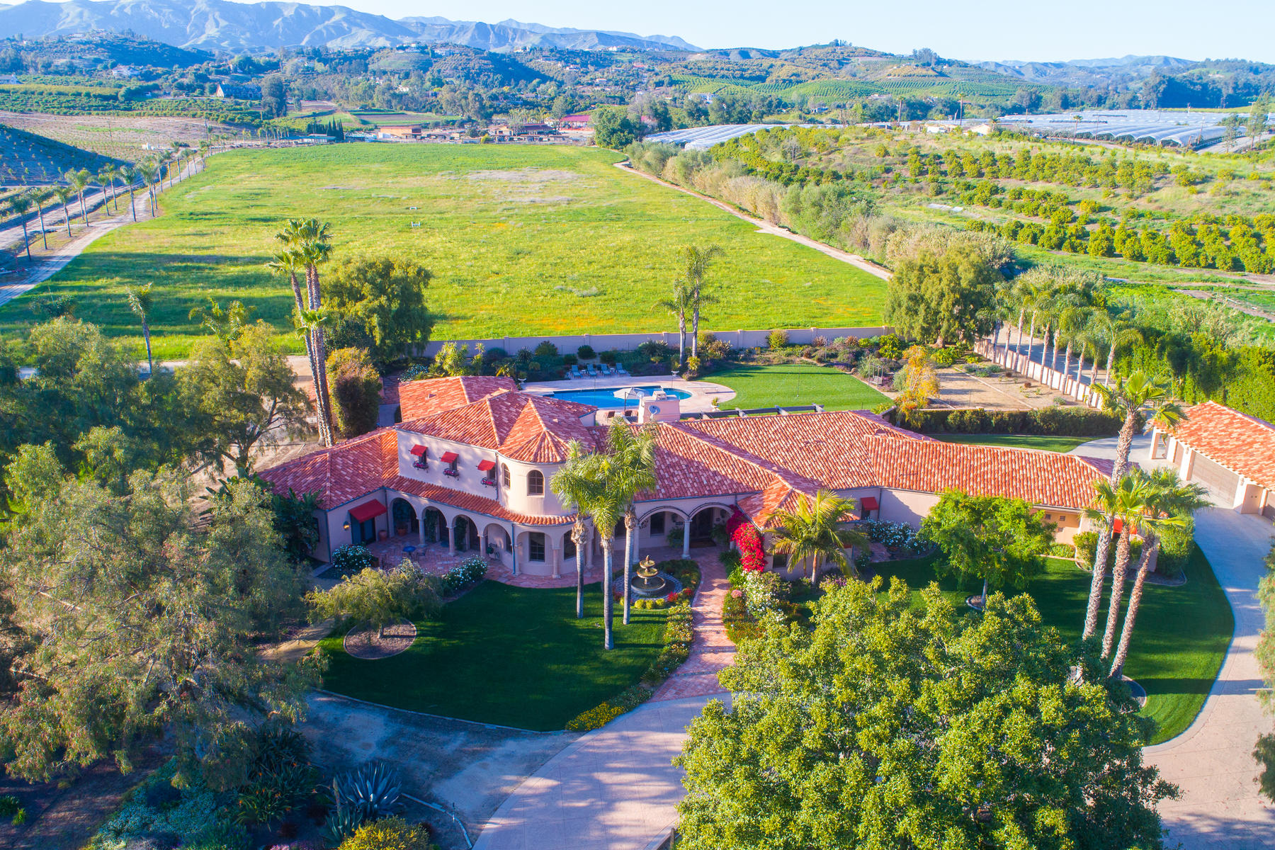 Farms & Ranches for sale in 4063 Donlon Road, Somis, California ,93066