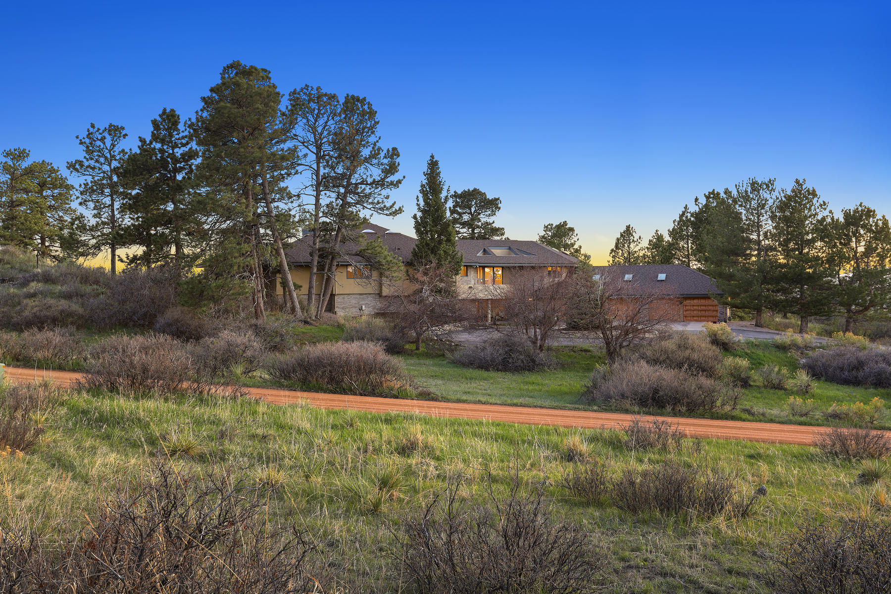 Single Family Home for sale in 7500 E Sunset Trail, Parker, Colorado ,80134