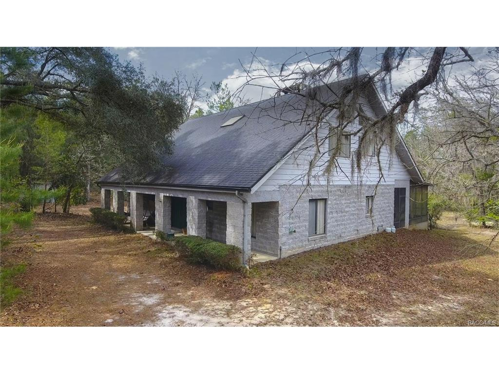 Single Family Home for sale in 8455 S Lecanto Highway, Lecanto, Florida ,34461