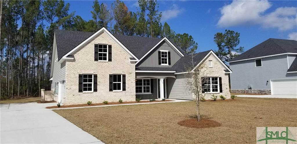 Single Family Home for sale in 102 Ruby Trail, Guyton, Georgia ,31312
