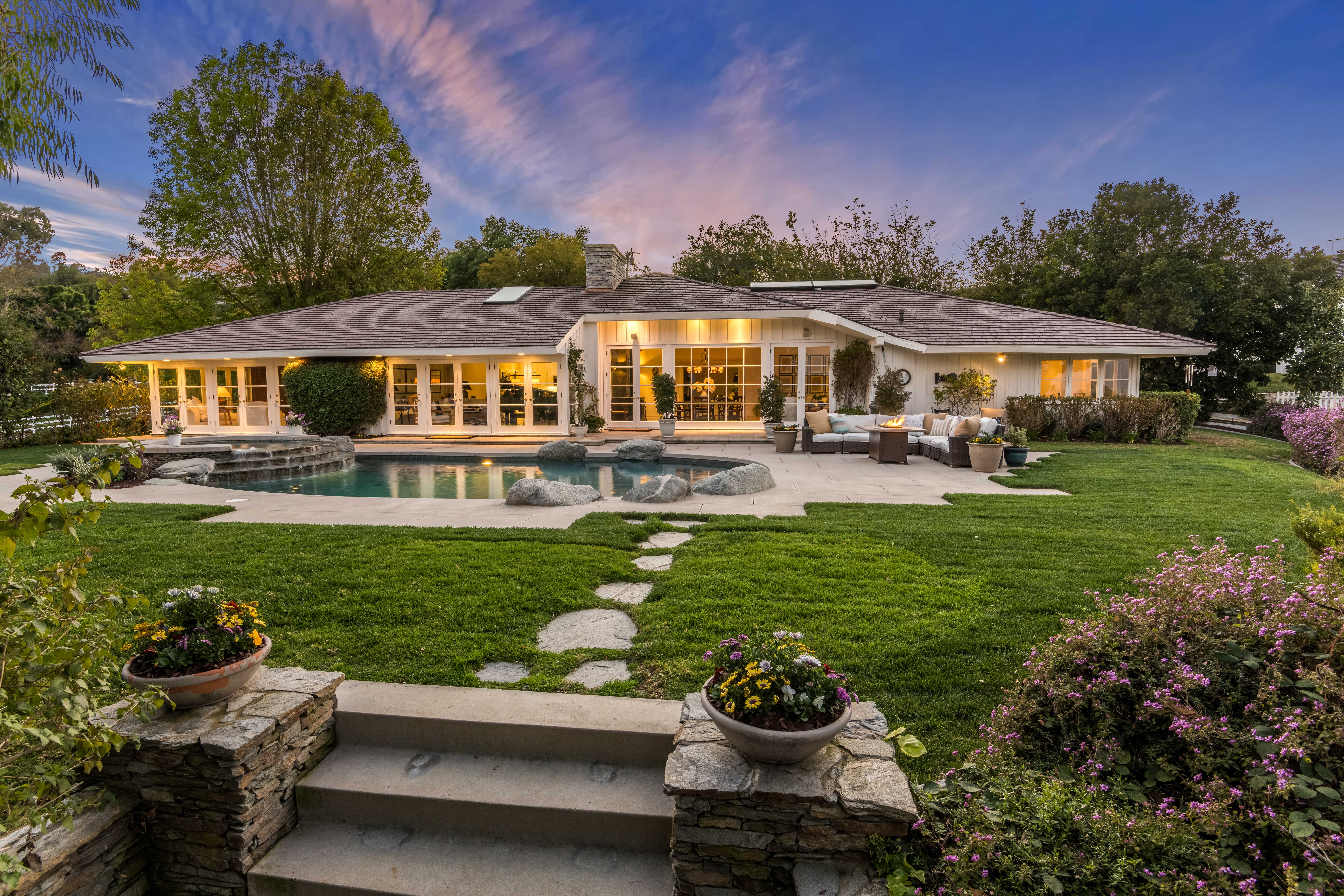 Single Family Home for sale in 7 Chesterfield Road, Rolling Hills, California ,90274