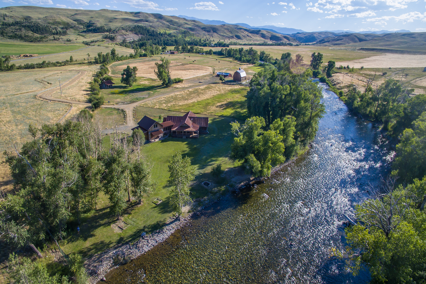 Farms & Ranches for sale in 780 Stillwater River Rd., Absarokee, Montana ,59001
