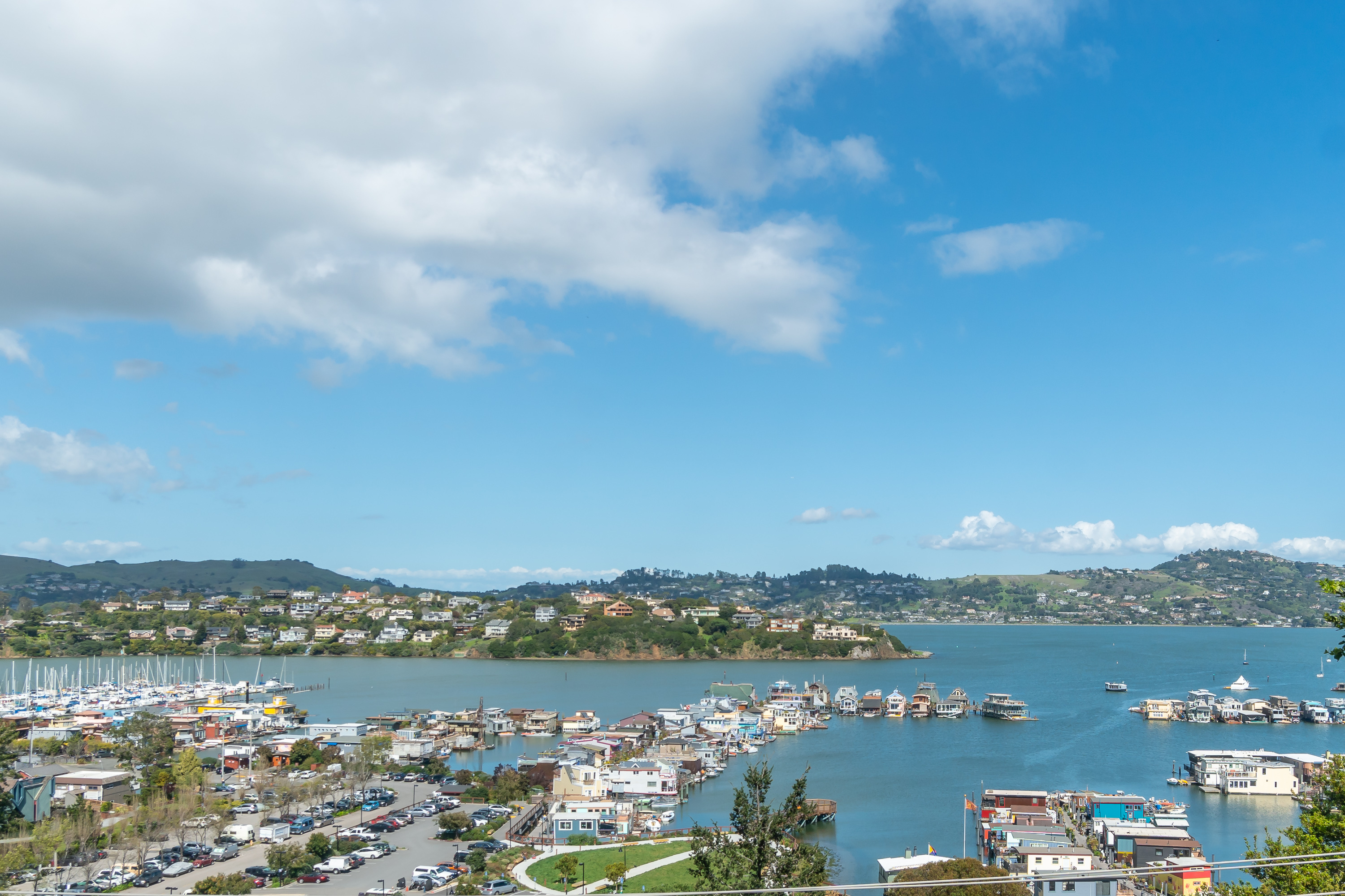 Townhouse/Row House for sale in 20 Ross Road, Sausalito, California ,94965