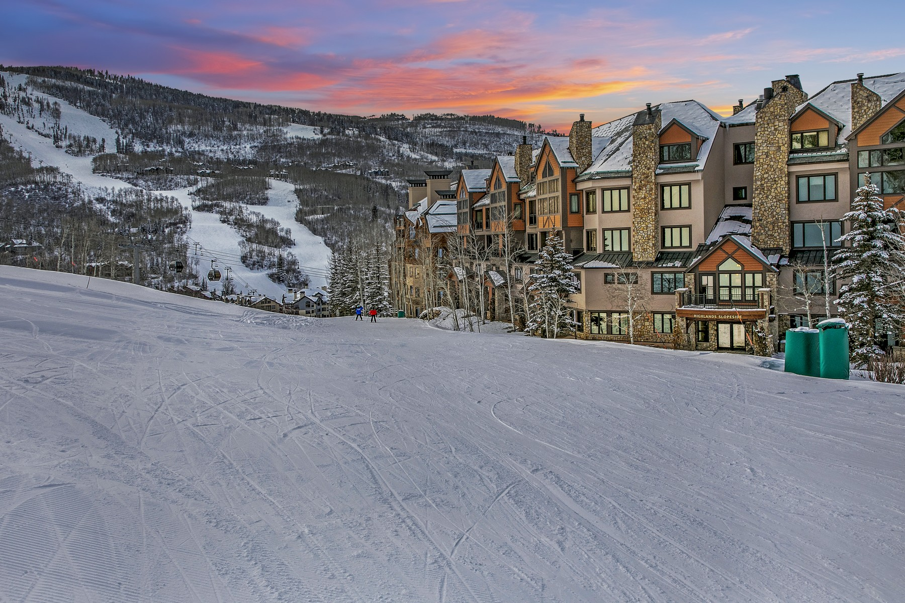 Condominium for sale in 96 Highlands Lane #221, Beaver Creek, Colorado ,81620