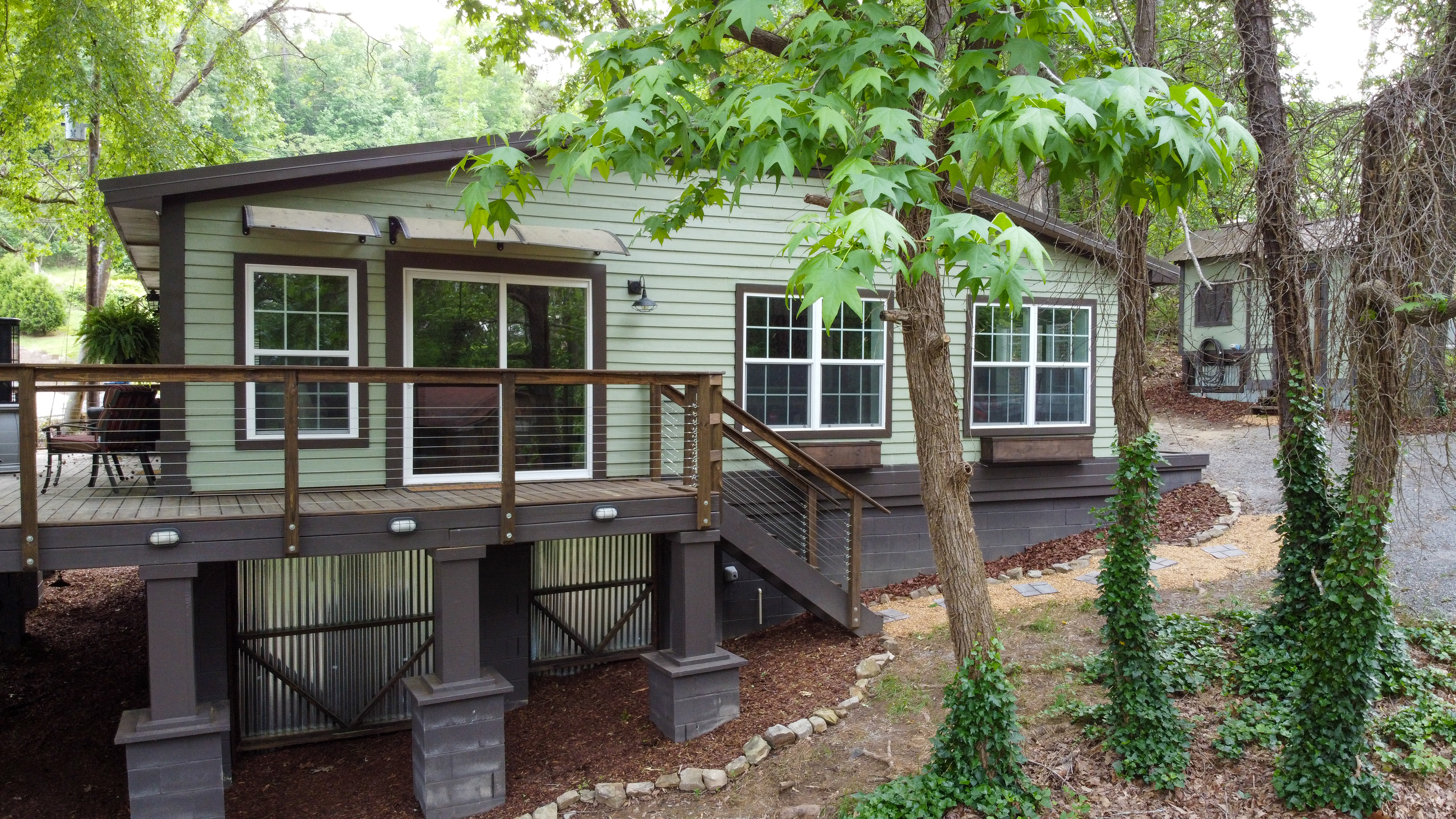Single Family Home for sale in 487 CAMP NEY A TI Road, GUNTERSVILLE, Alabama ,35976