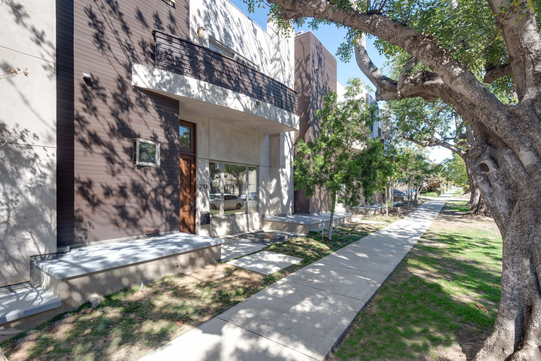 Townhouse/Row House for sale in 2001 Idaho Avenue, #2, Santa Monica, California ,90403