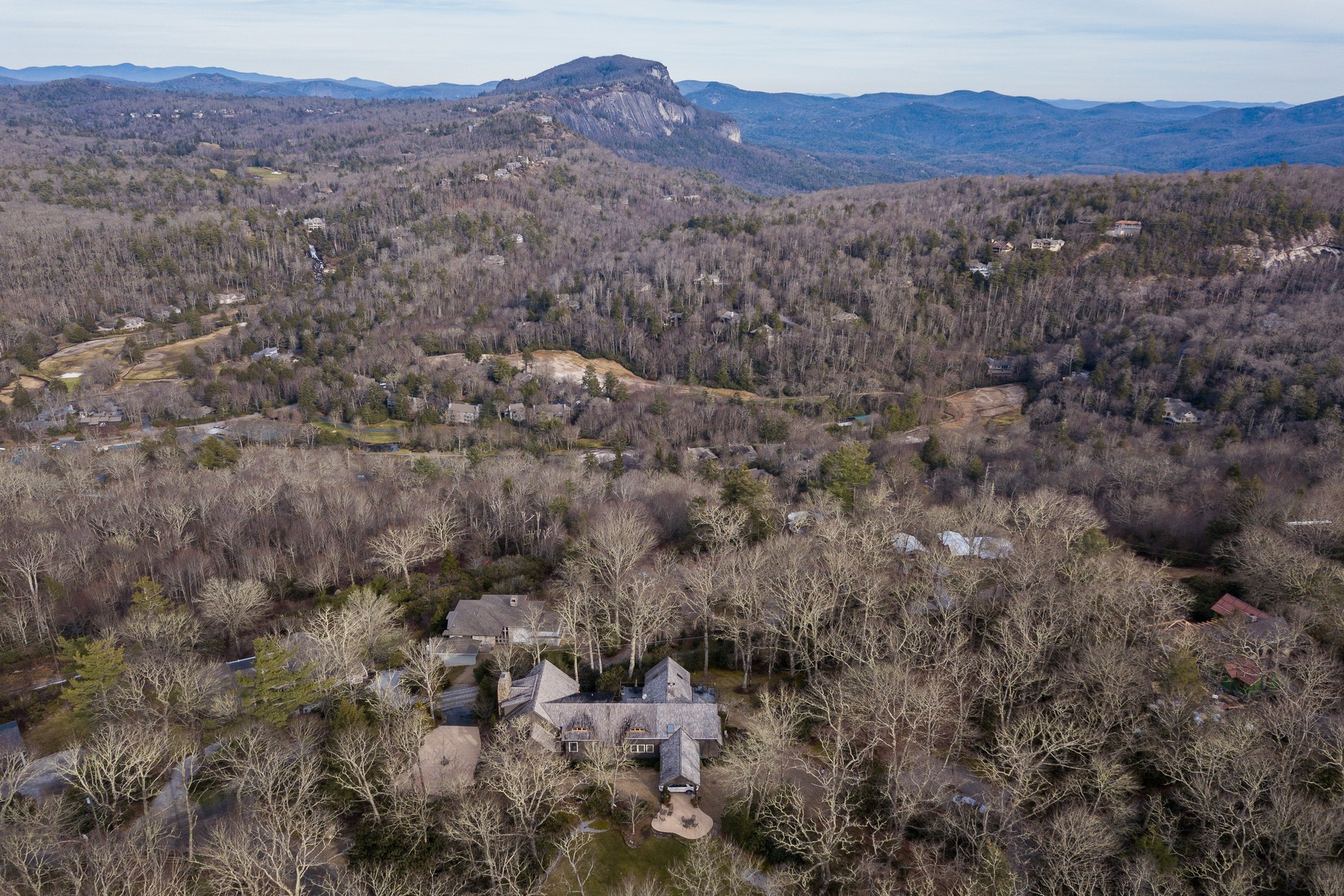 Single Family Home for sale in 1656 Big Bear Pen Road, Highlands, NC ,28741