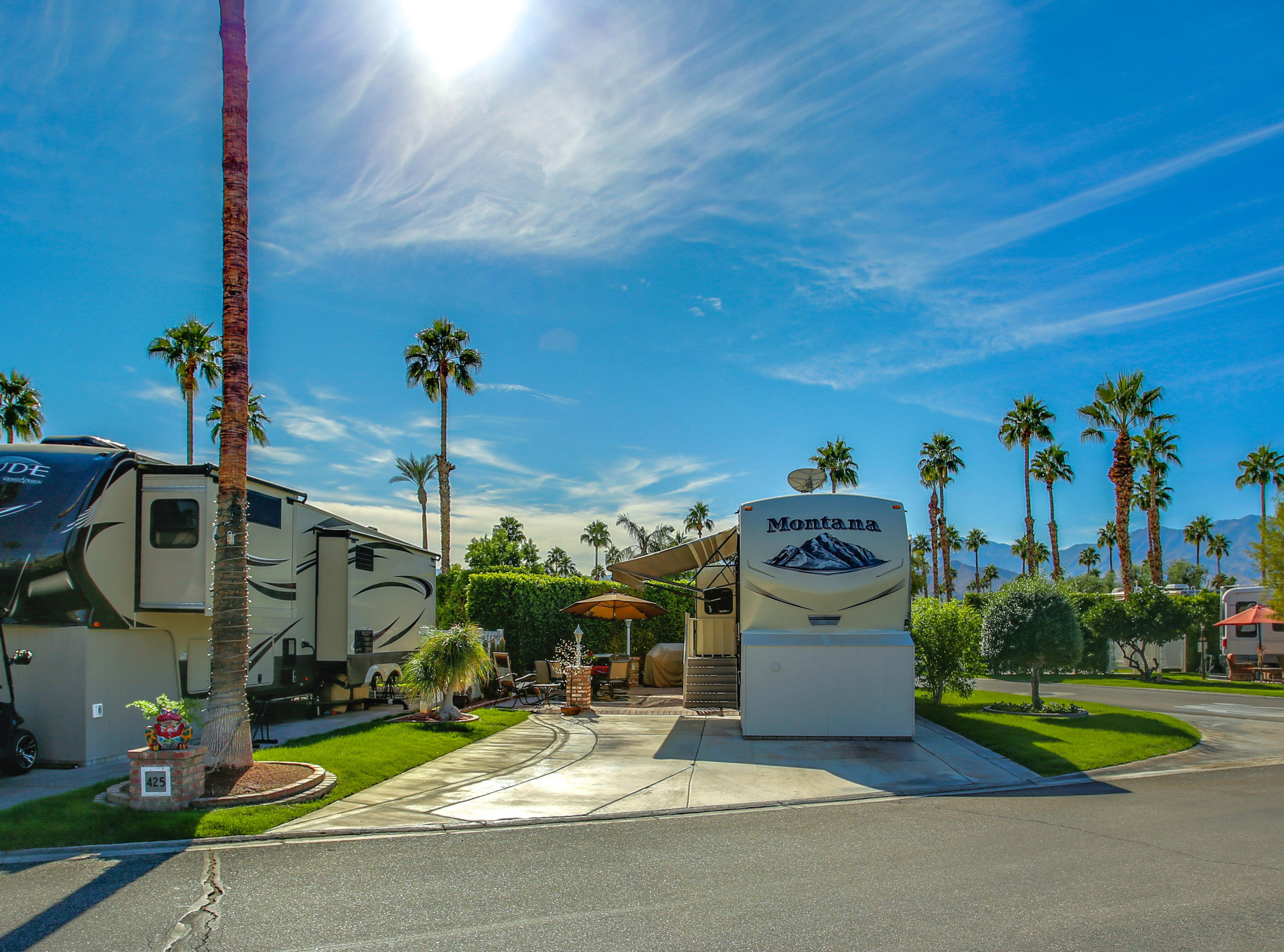 Single Family Home for sale in 69411 Ramon Road 425, Cathedral City, California ,92234