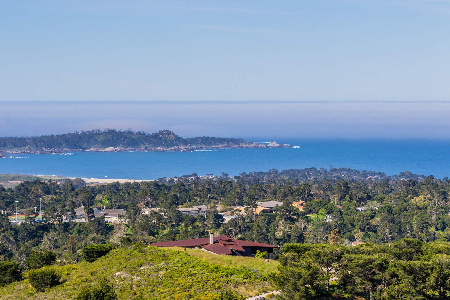 Single Family Home for sale in 24755 Outlook Drive, Carmel, California ,93923