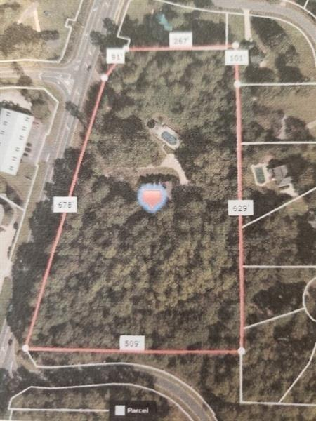 Land for sale in 3725 Post Road, Cumming, Georgia ,30040