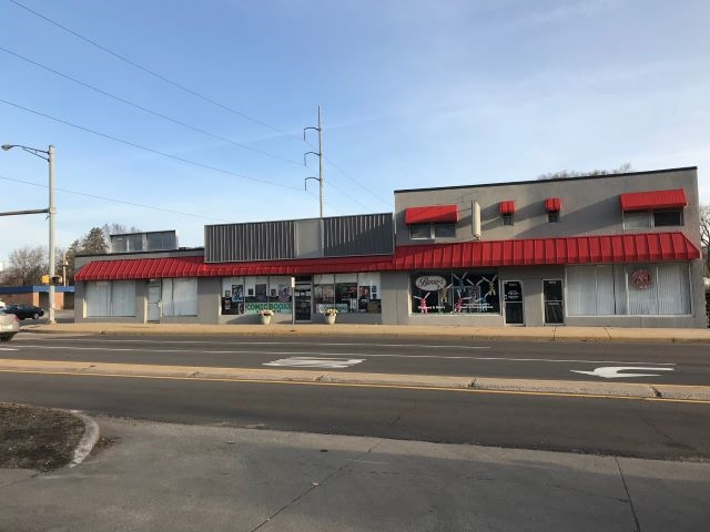 Commercial for sale in 1018-1022 W Jefferson Boulevard, Mishawaka, Indiana ,46545