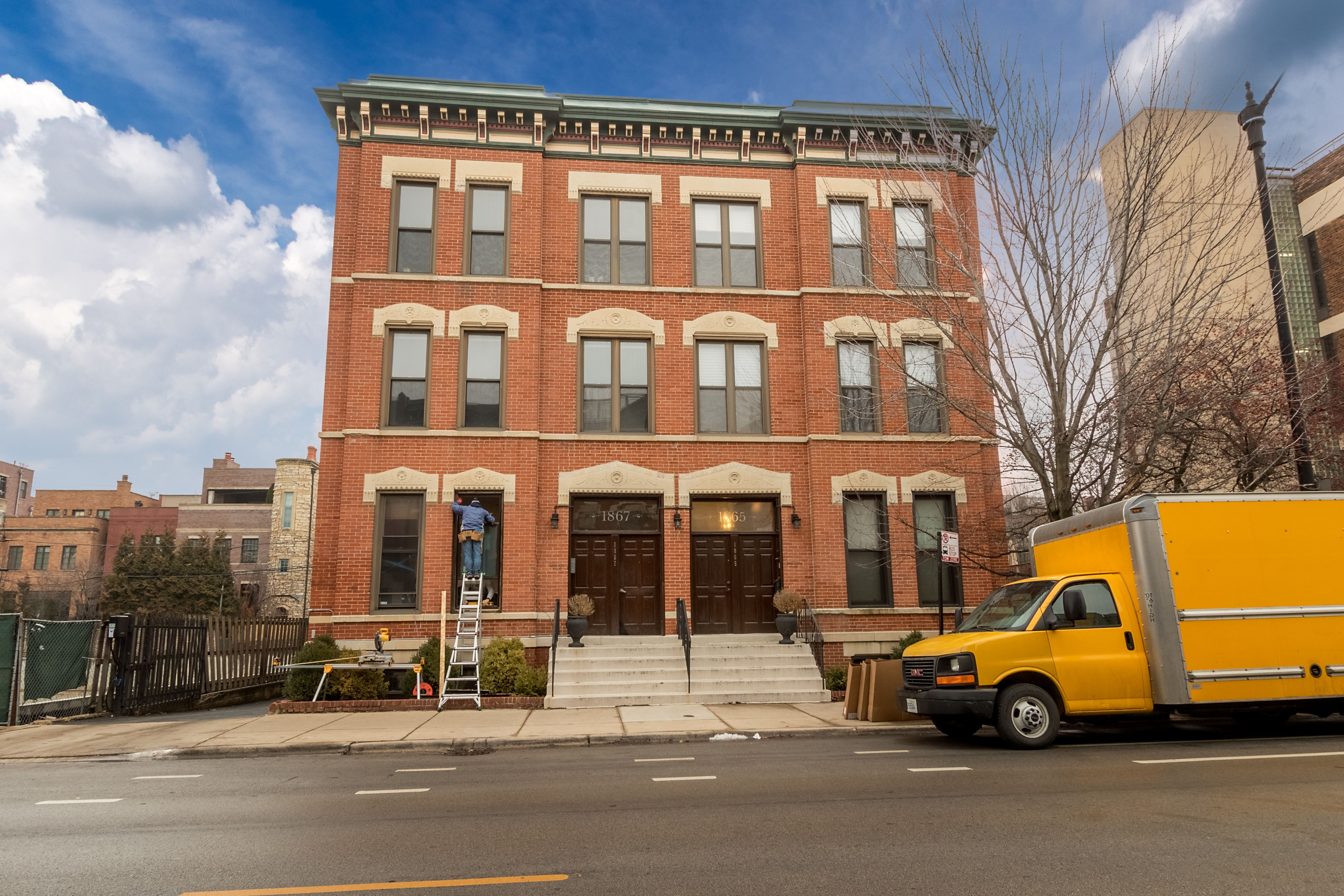 Single Family Home for sale in 1865 North Halsted Street Unit 1S, Chicago, Illinois ,60614