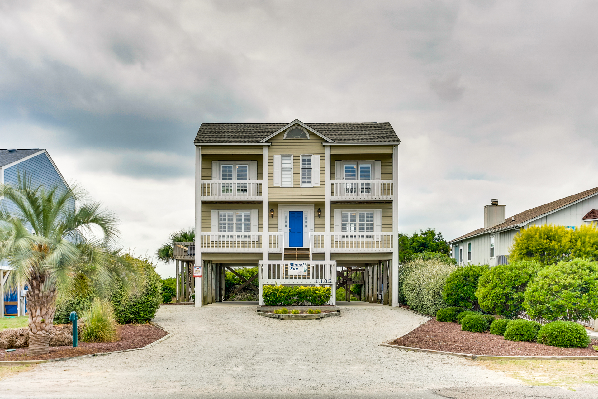 Single Family Home for sale in 1135 Ocean Blvd W, Holden Beach, NC ,28462