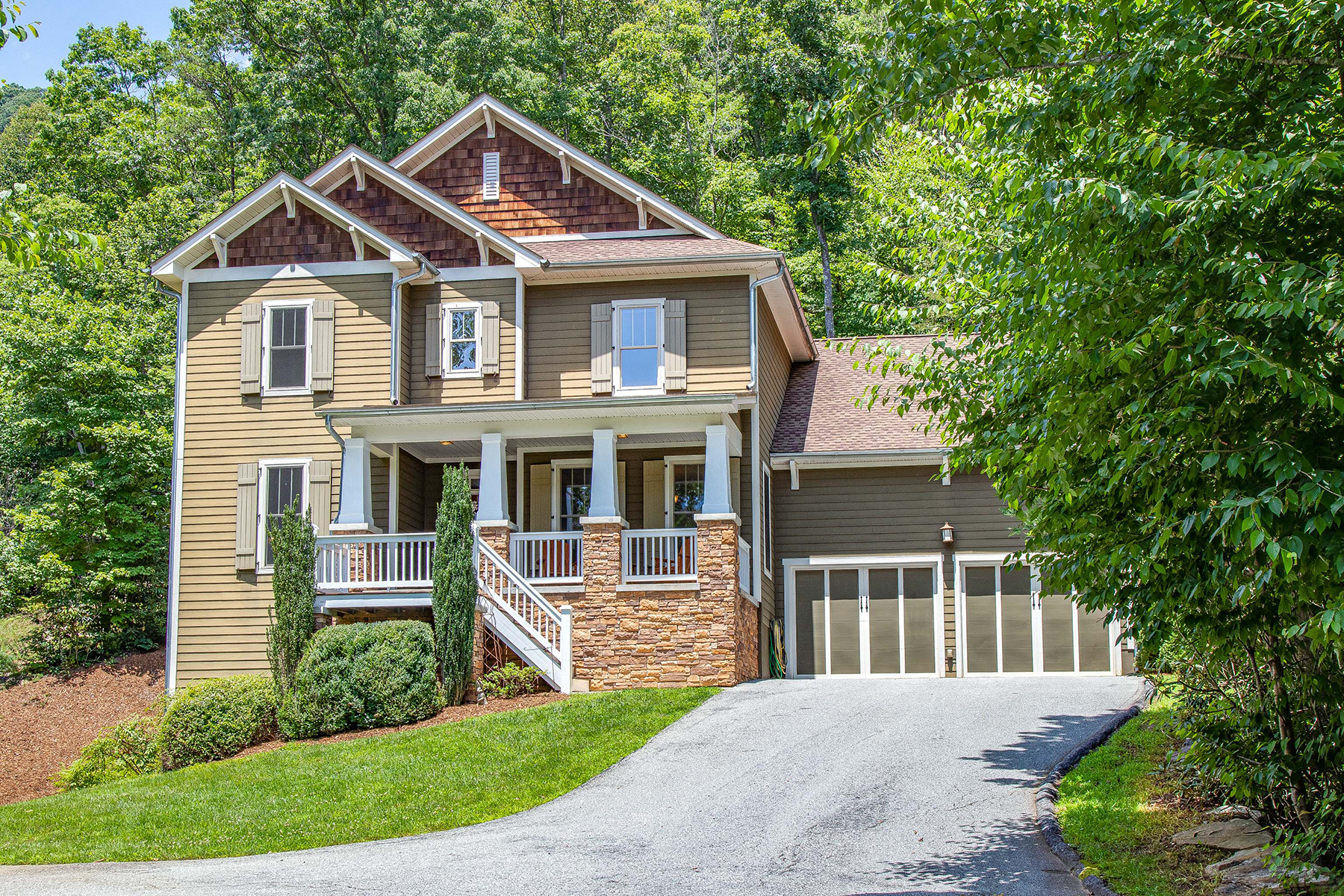 Single Family Home for sale in 25 Sugarland Ridge Trl, Fairview, NC ,28730