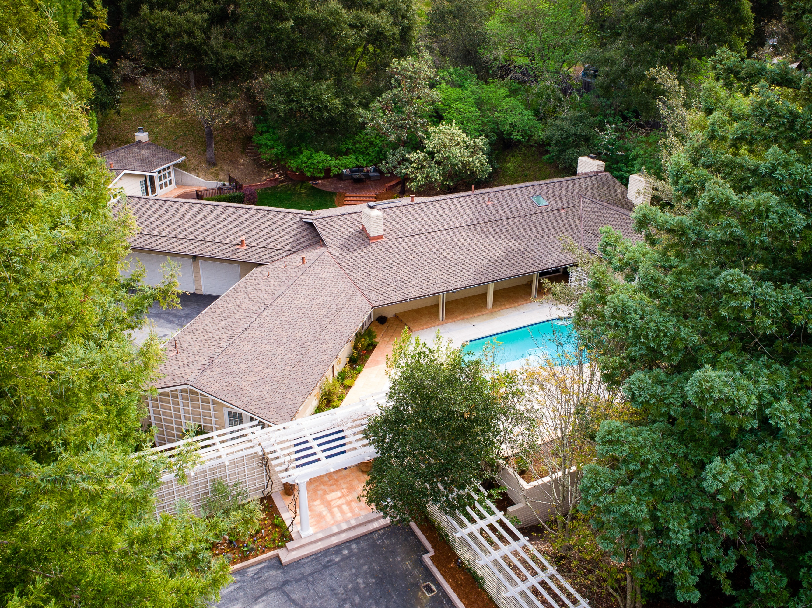 Single Family Home for sale in 286 Willowbrook Drive, Portola Valley, California ,94028