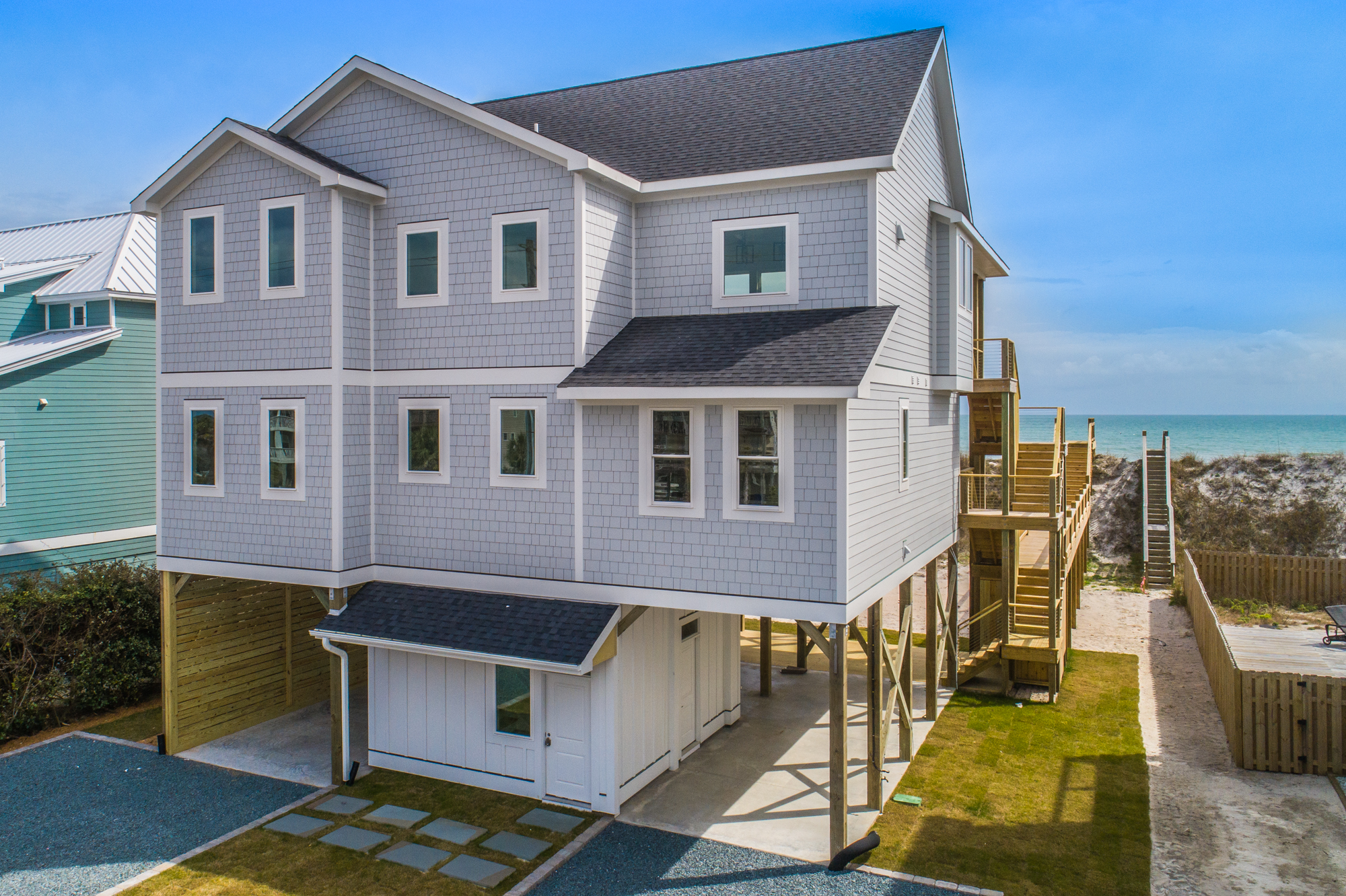 Single Family Home for sale in 3712 Island Drive, North Topsail Beach, NC ,28460