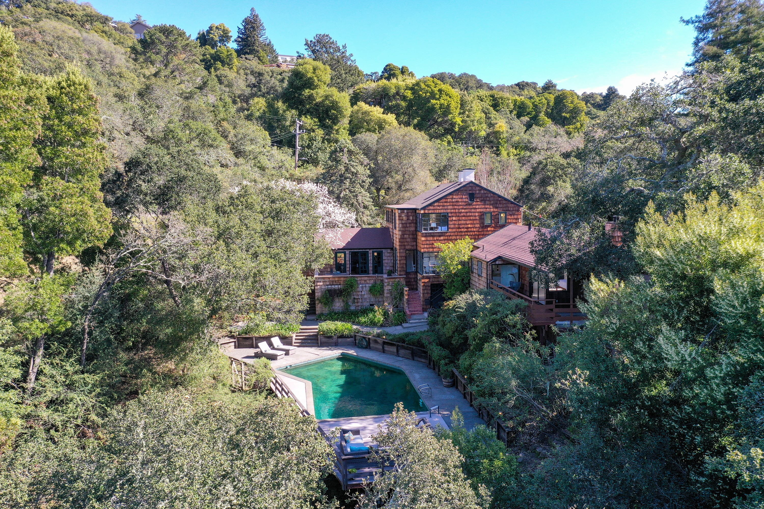 Single Family Home for sale in 141 Cypress Ave., Kentfield, California ,94904