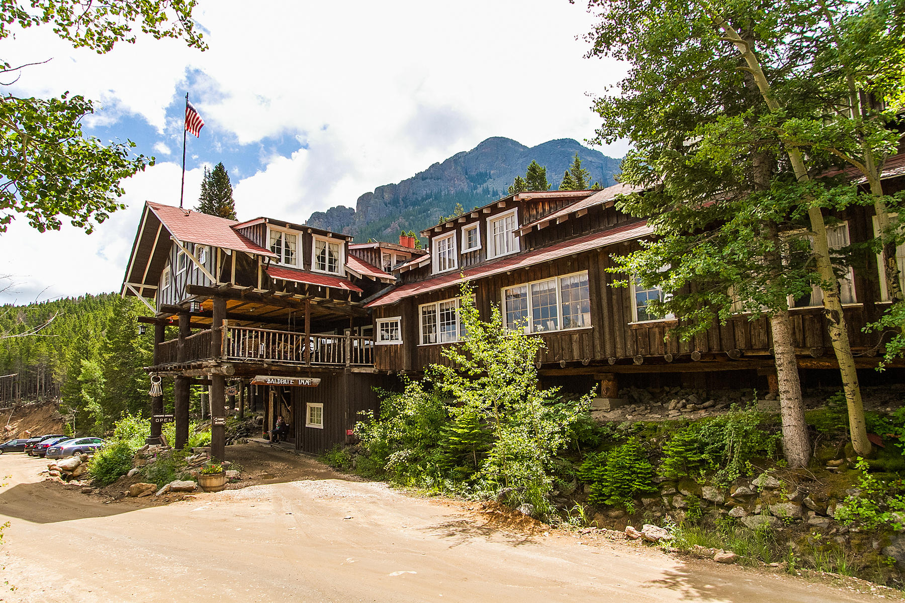 Single Family Home for sale in 4900 Highway 7, Estes Park, Colorado ,80517