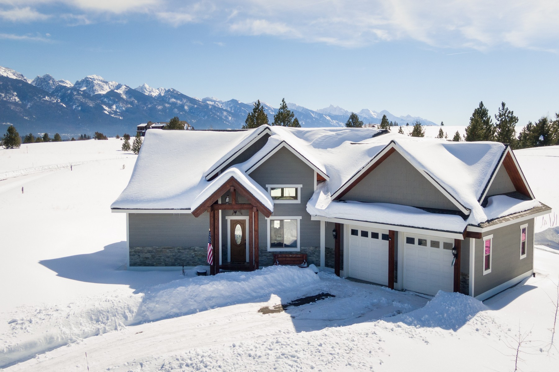 Single Family Home for sale in 118 Southlake Crest, Polson, Montana ,59860