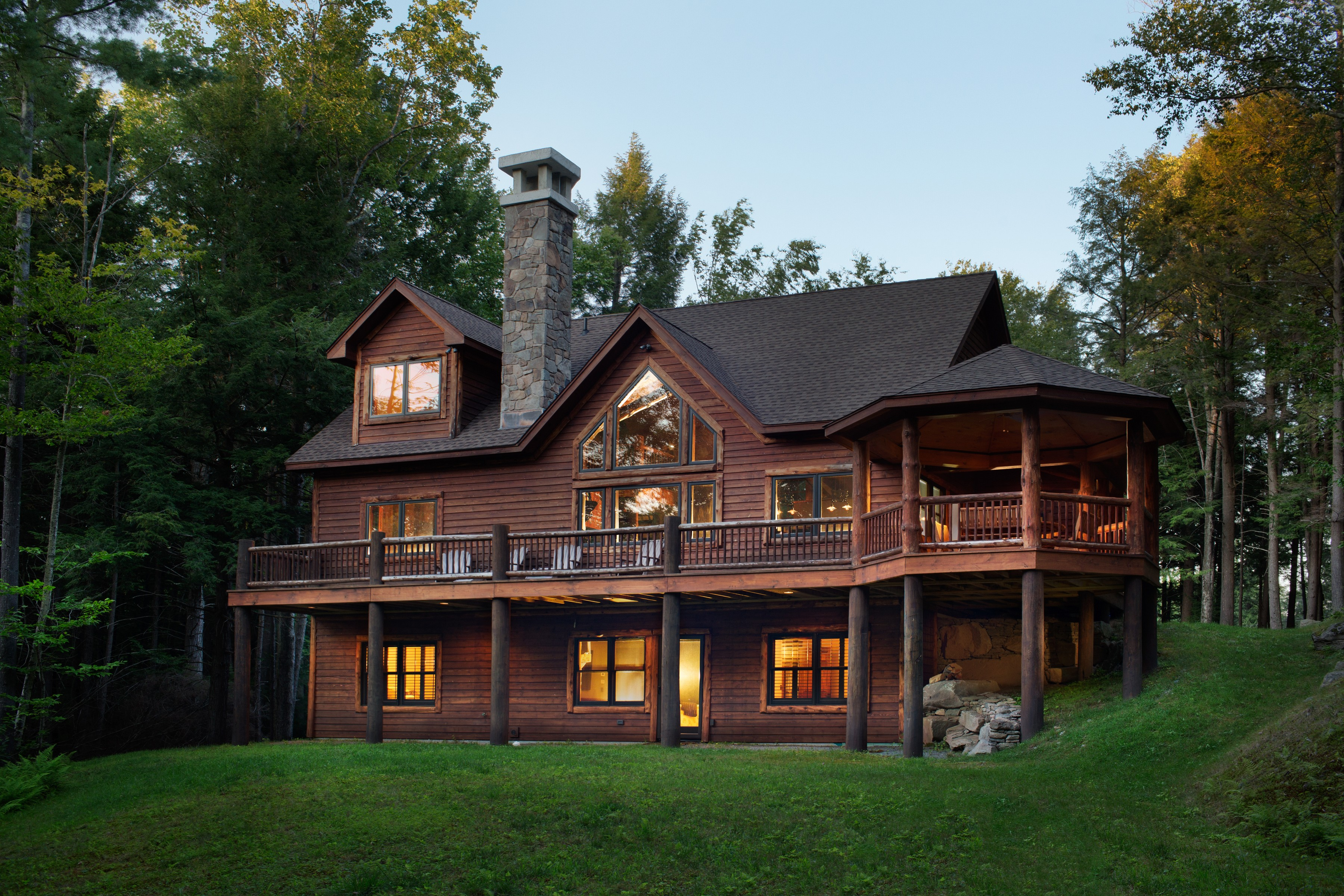 Single Family Home for sale in 340 Woodstone Trail, White Lake, NY ,12786