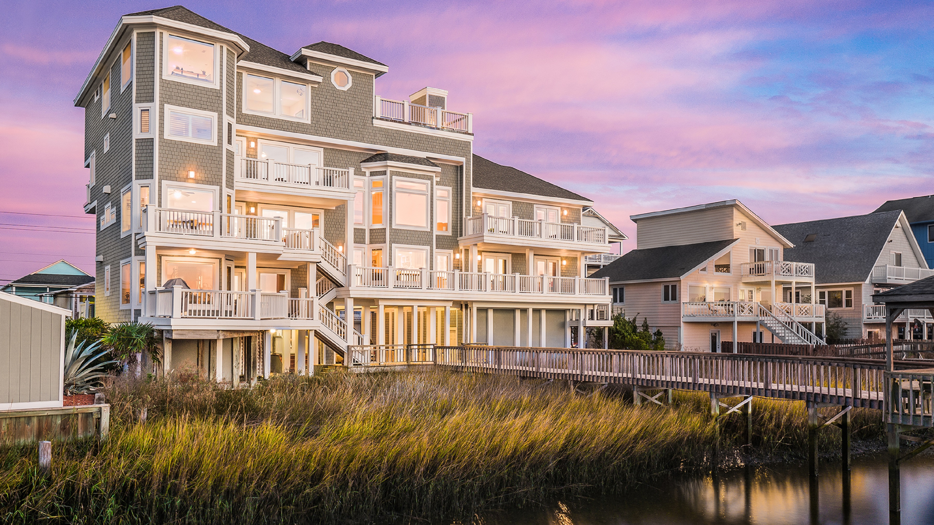 Single Family Home for sale in 1107 Canal Drive, Carolina Beach, NC ,28428