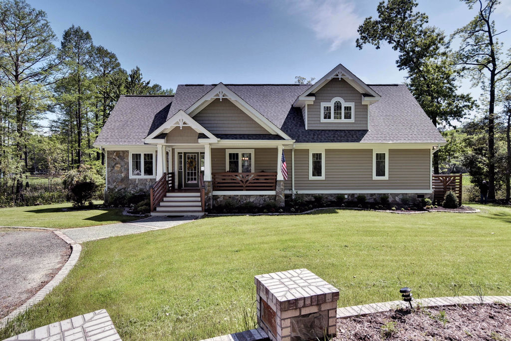 Single Family Home for sale in 258 Sandy Bay Road, Williamsburg, Virginia ,23185