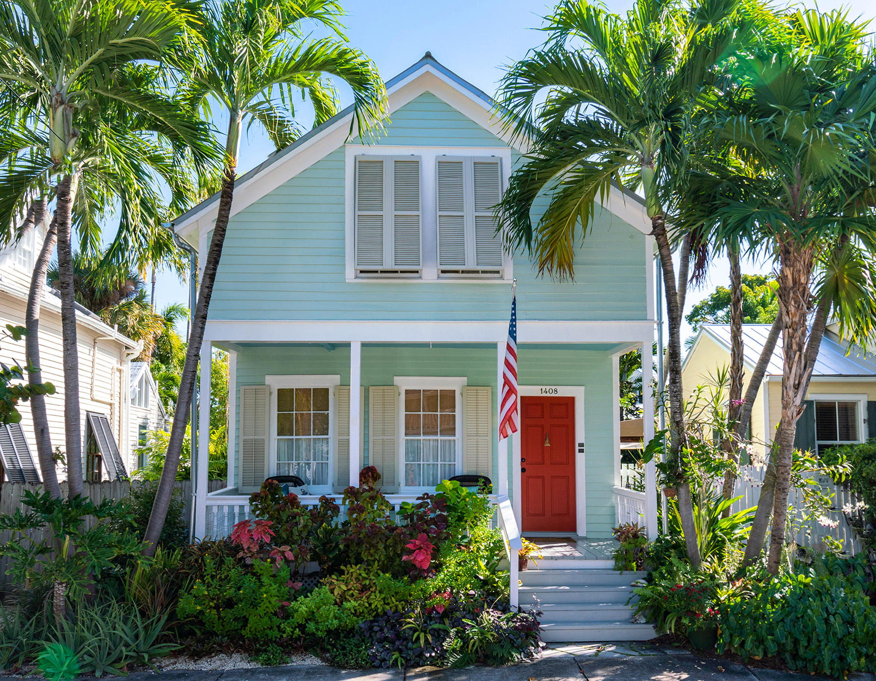 Single Family Home for sale in 1408 Petronia Street, Key West, Florida ,33040