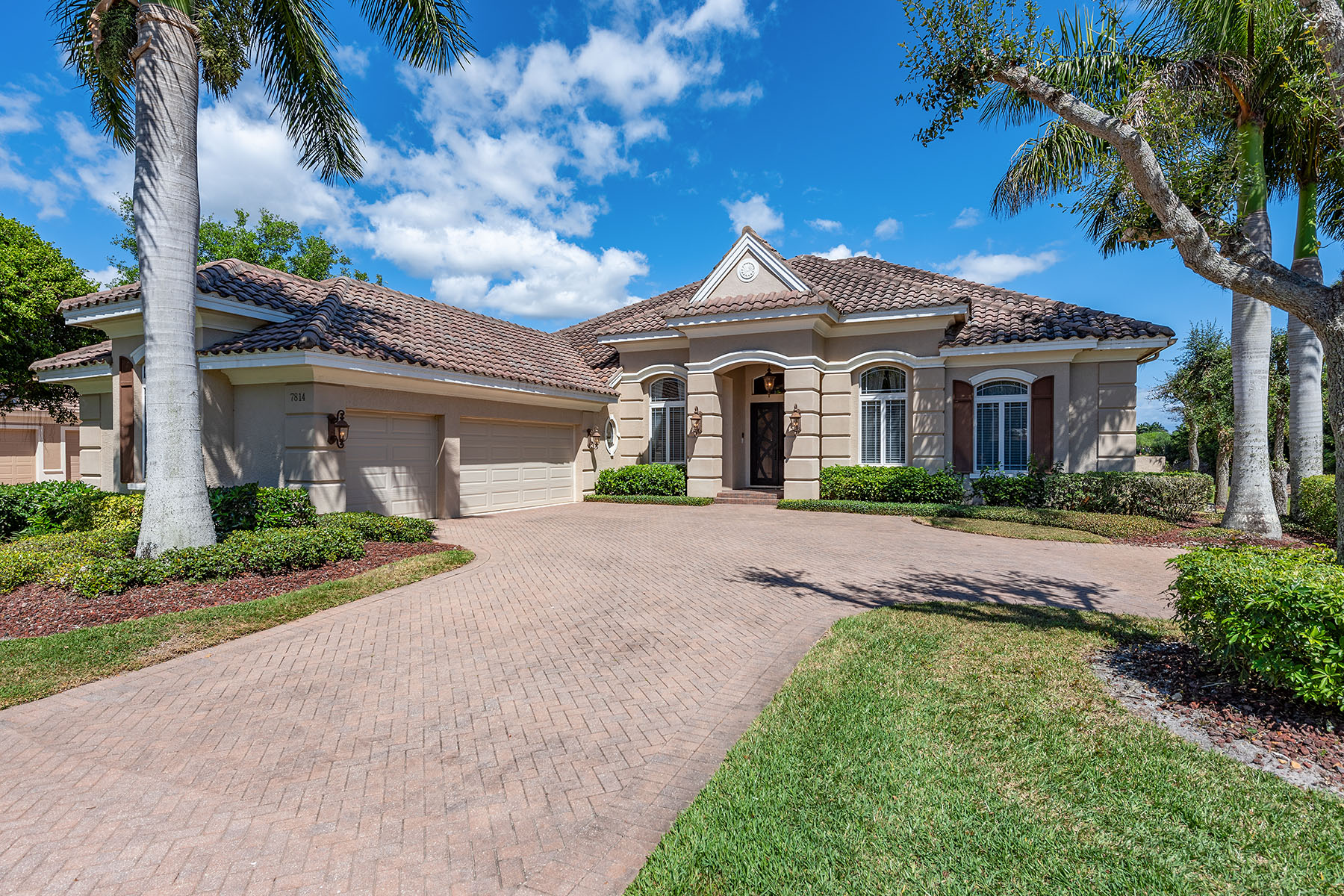 Single Family Home for sale in 7814 Mulberry Lane, Naples, Florida ,34114